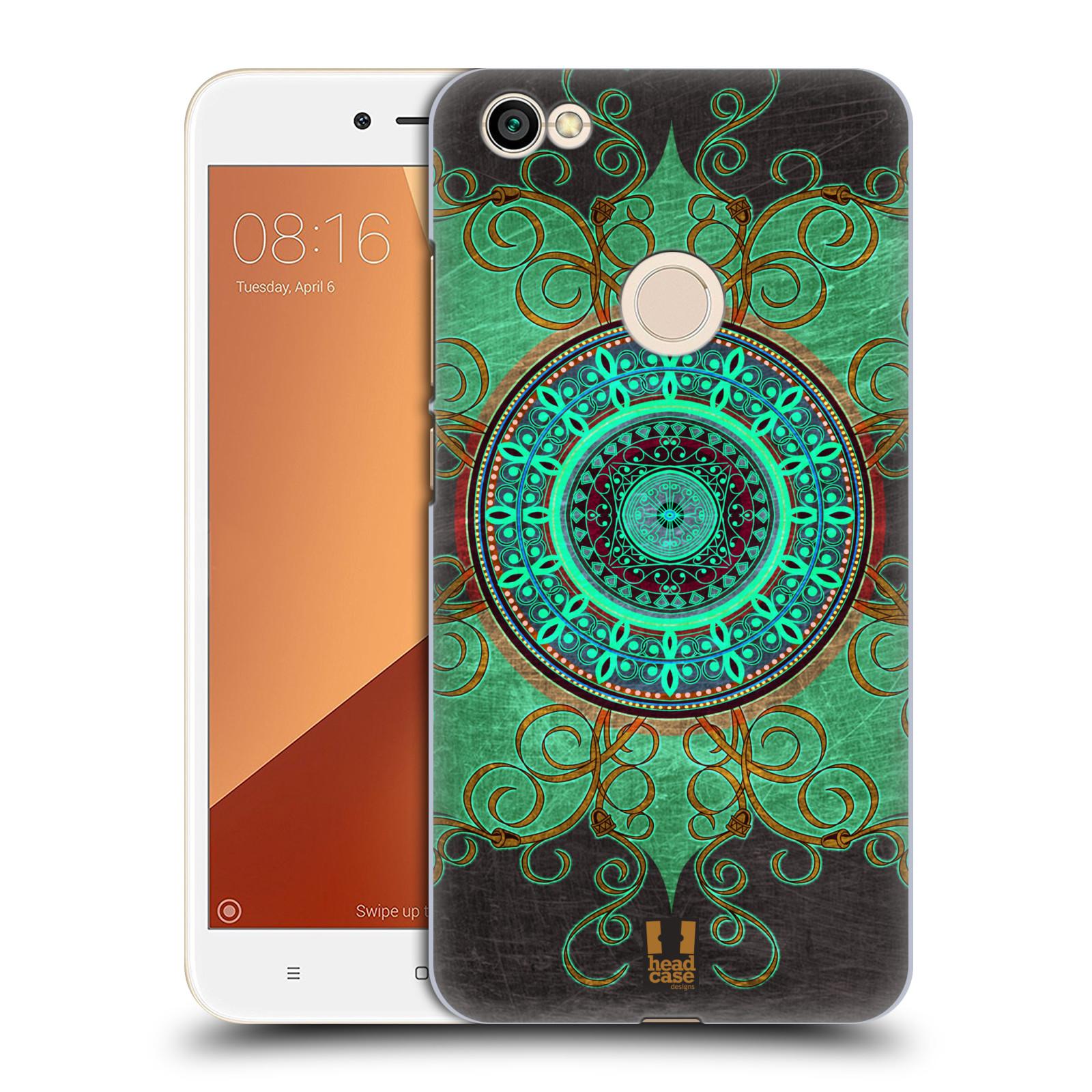 Plastové pouzdro na mobil Xiaomi Redmi Note 5A Prime - Head Case - ARAB MANDALA