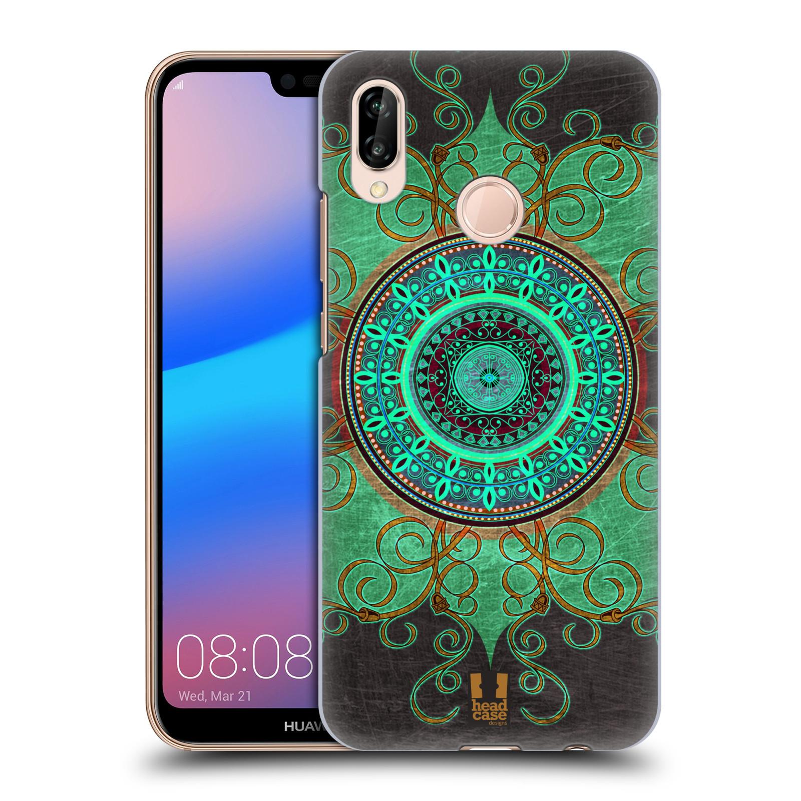 Plastové pouzdro na mobil Huawei P20 Lite - Head Case - ARAB MANDALA