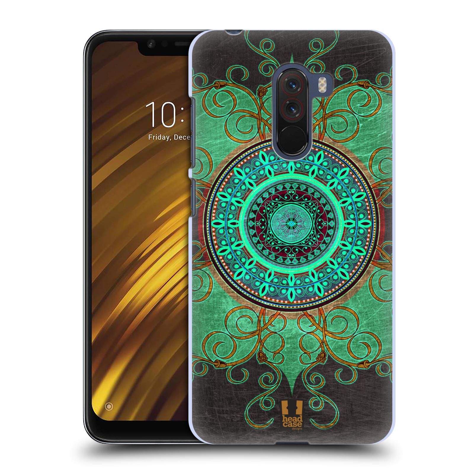 Plastové pouzdro na mobil Xiaomi Pocophone F1 - Head Case - ARAB MANDALA