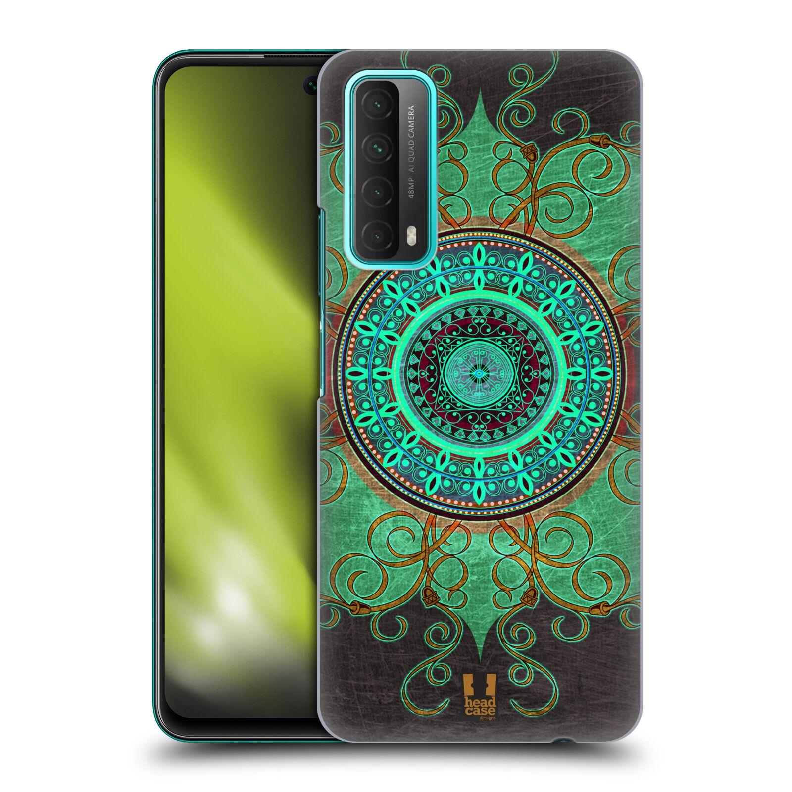 Plastové pouzdro na mobil Huawei P Smart (2021) - Head Case - ARAB MANDALA