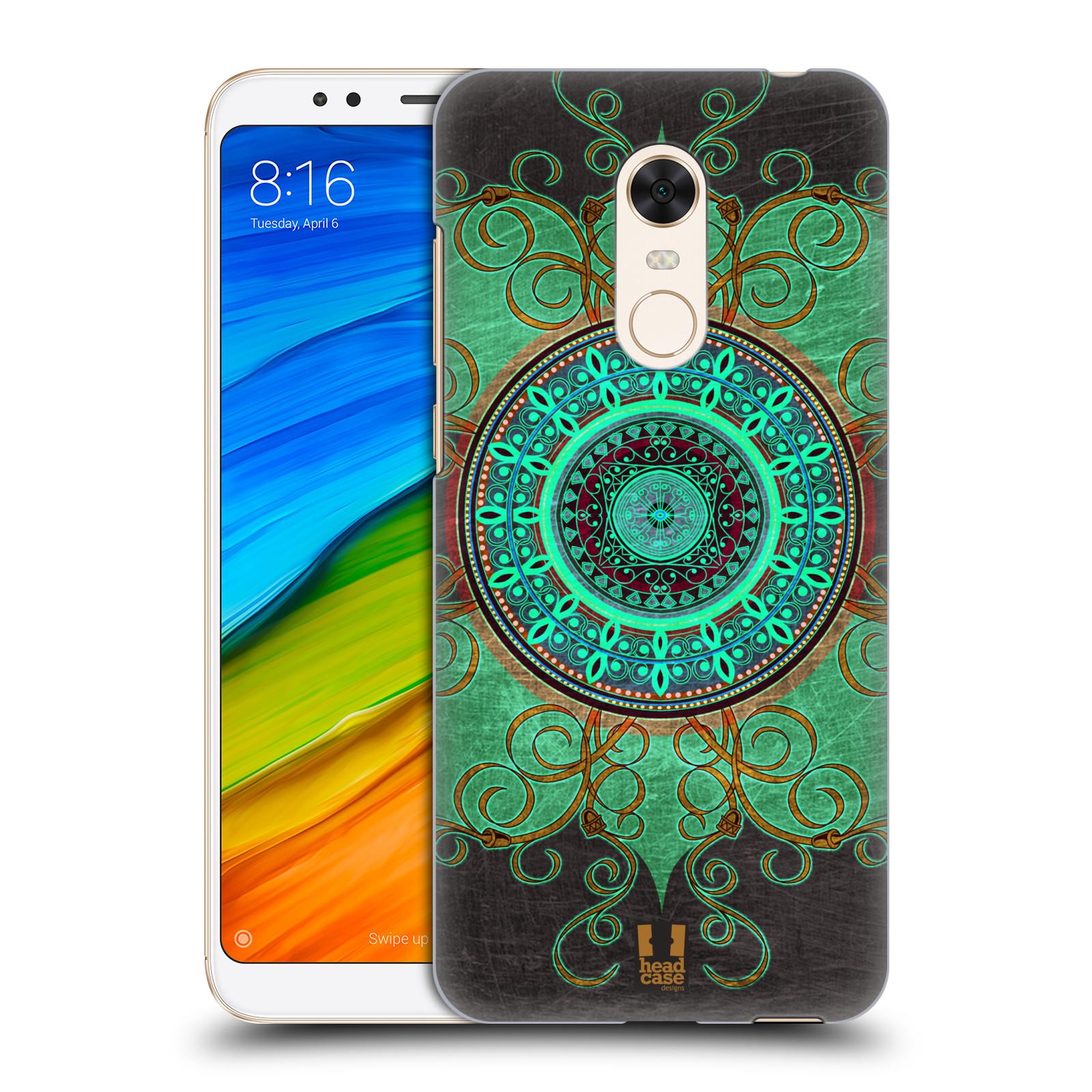 Plastové pouzdro na mobil Xiaomi Redmi 5 Plus - Head Case - ARAB MANDALA