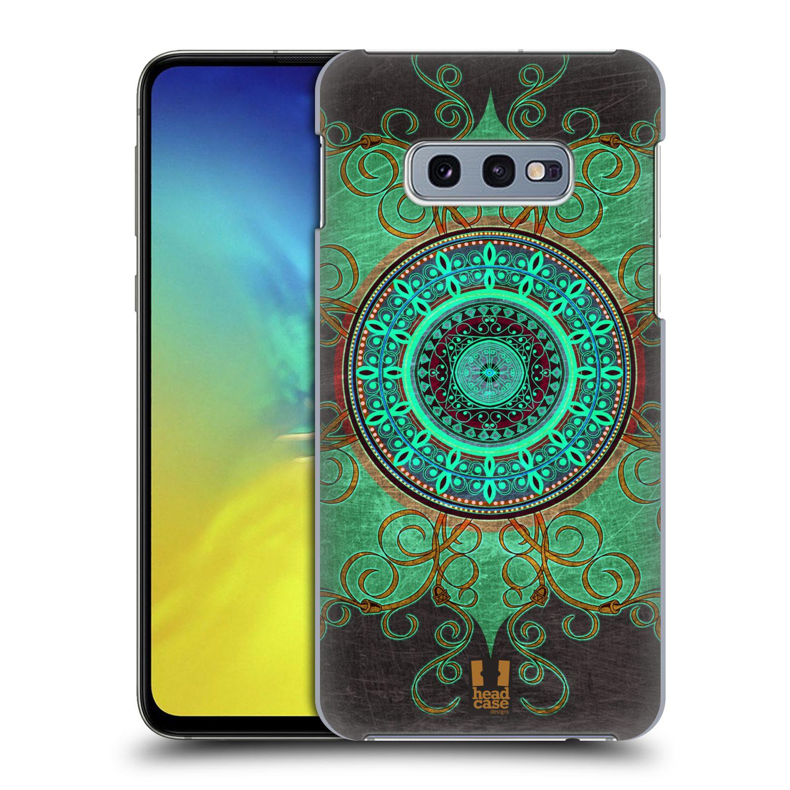 Plastové pouzdro na mobil Samsung Galaxy S10e - Head Case - ARAB MANDALA