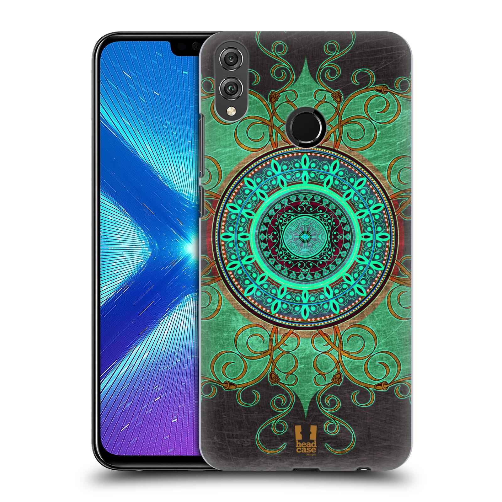 Plastové pouzdro na mobil Honor 8X - Head Case - ARAB MANDALA