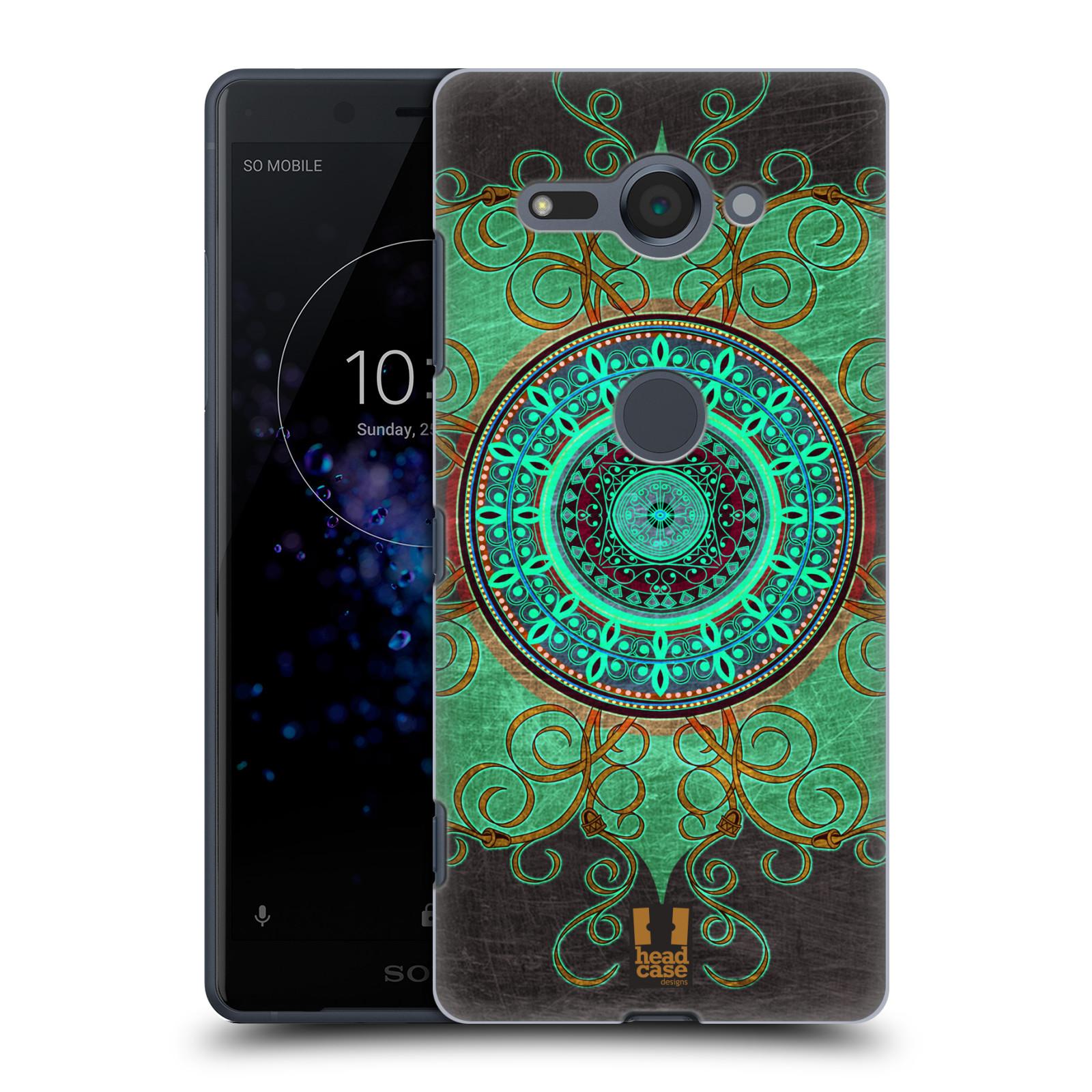 Plastové pouzdro na mobil Sony Xperia XZ2 Compact - Head Case - ARAB MANDALA