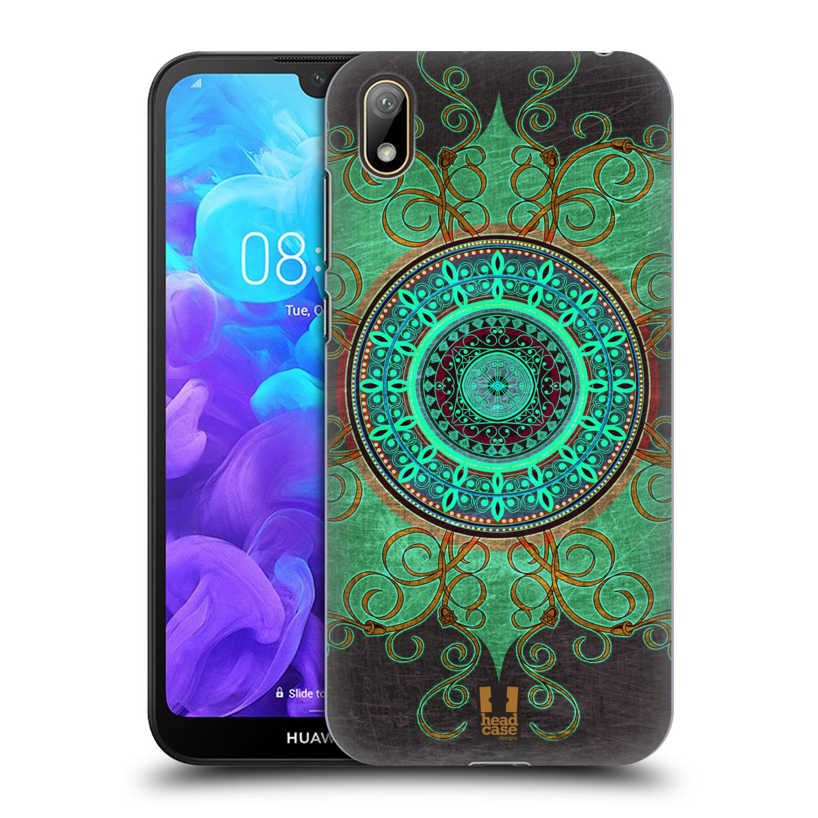Plastové pouzdro na mobil Honor 8S - Head Case - ARAB MANDALA