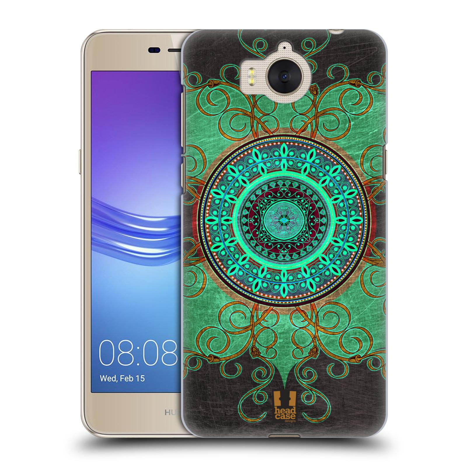 Plastové pouzdro na mobil Huawei Y6 2017 - Head Case - ARAB MANDALA