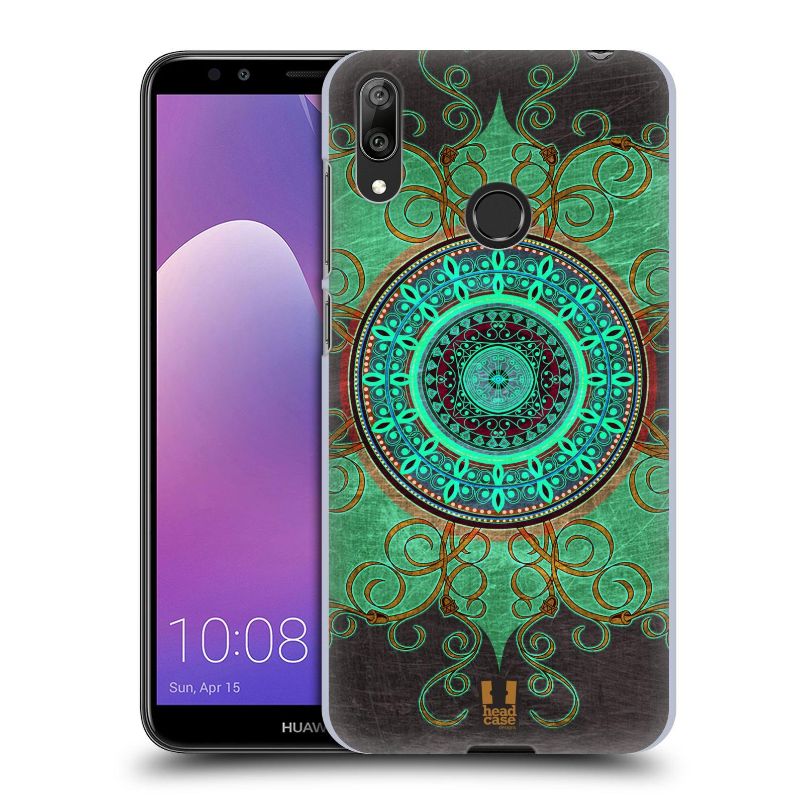 Plastové pouzdro na mobil Huawei Y7 (2019) - Head Case - ARAB MANDALA