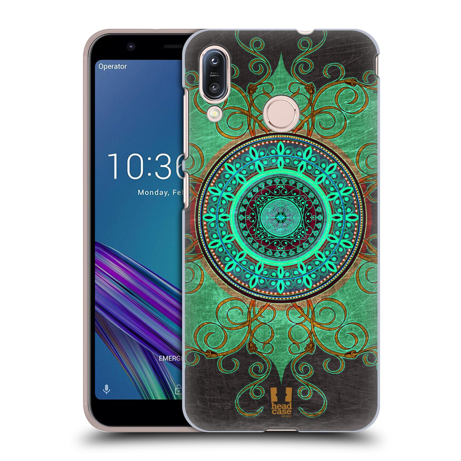 Plastové pouzdro na mobil Asus Zenfone Max M1 ZB555KL - Head Case - ARAB MANDALA