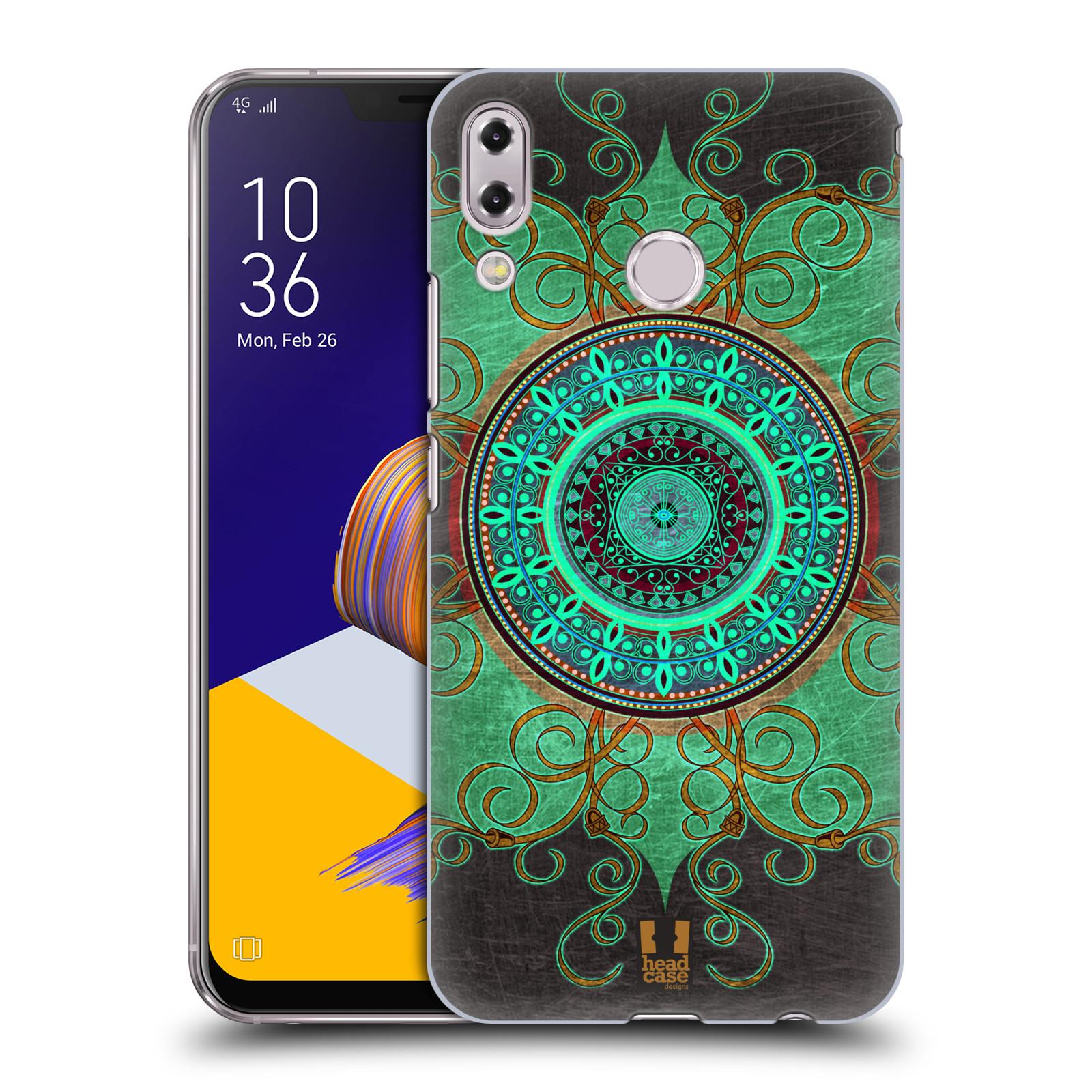 Plastové pouzdro na mobil Asus Zenfone 5z ZS620KL - Head Case - ARAB MANDALA
