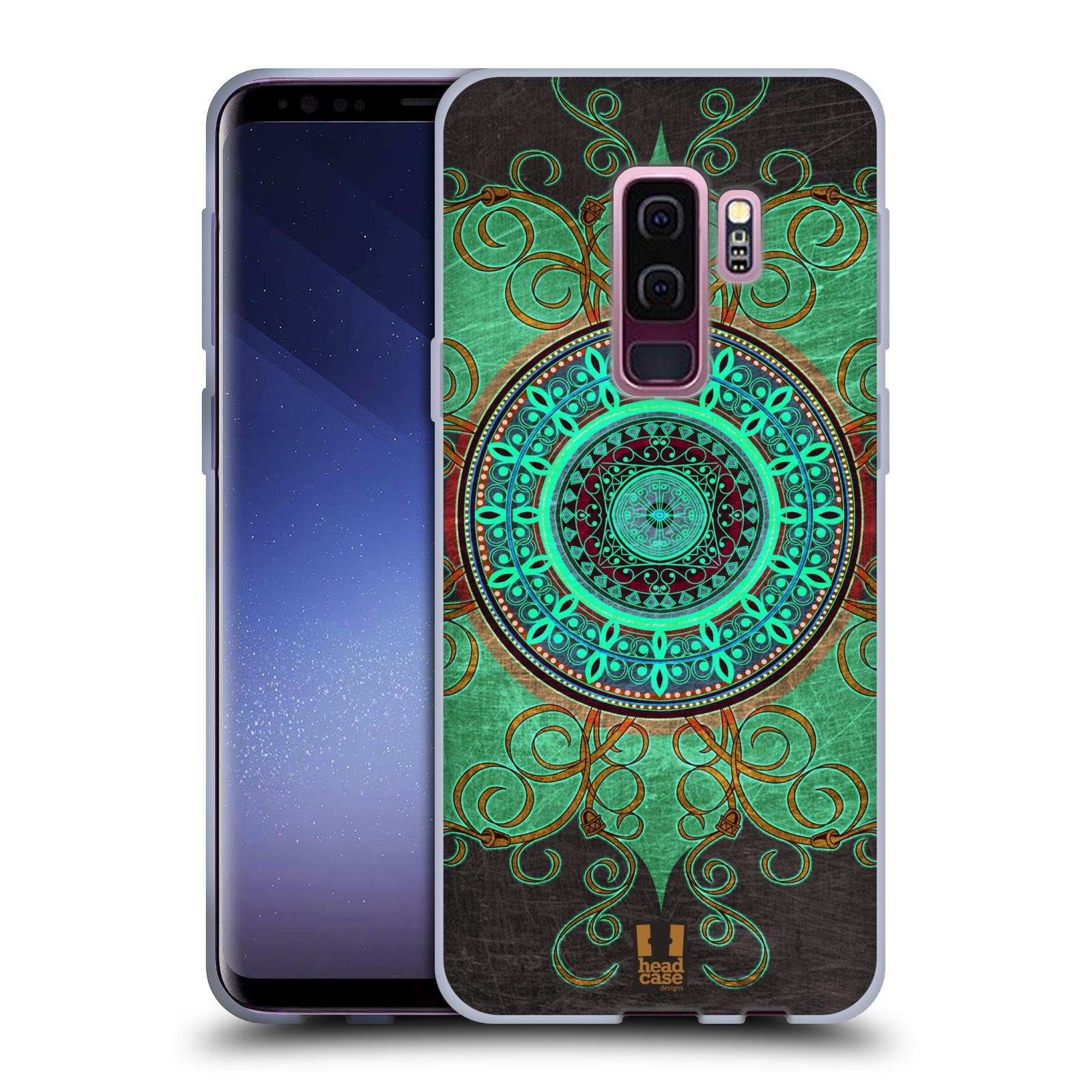 Silikonové pouzdro na mobil Samsung Galaxy S9 Plus - Head Case - ARAB MANDALA