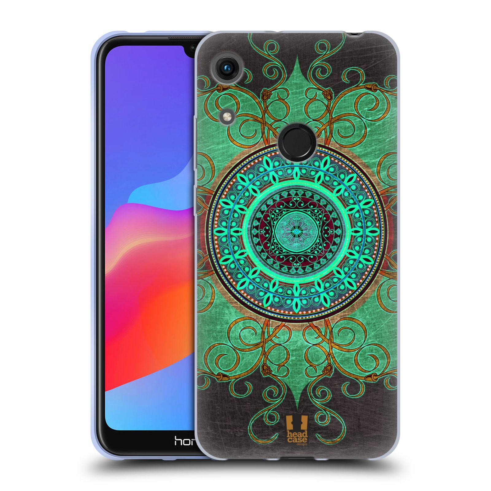 Silikonové pouzdro na mobil Honor 8A - Head Case - ARAB MANDALA