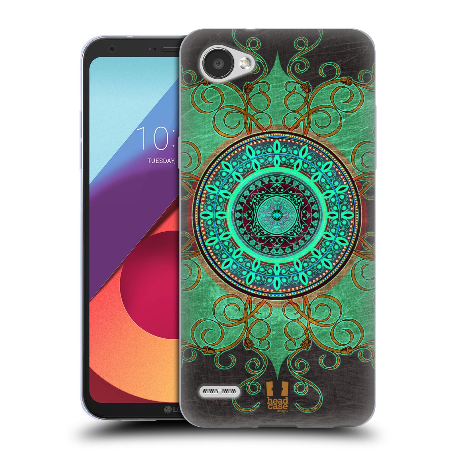 Silikonové pouzdro na mobil LG Q6 - Head Case - ARAB MANDALA