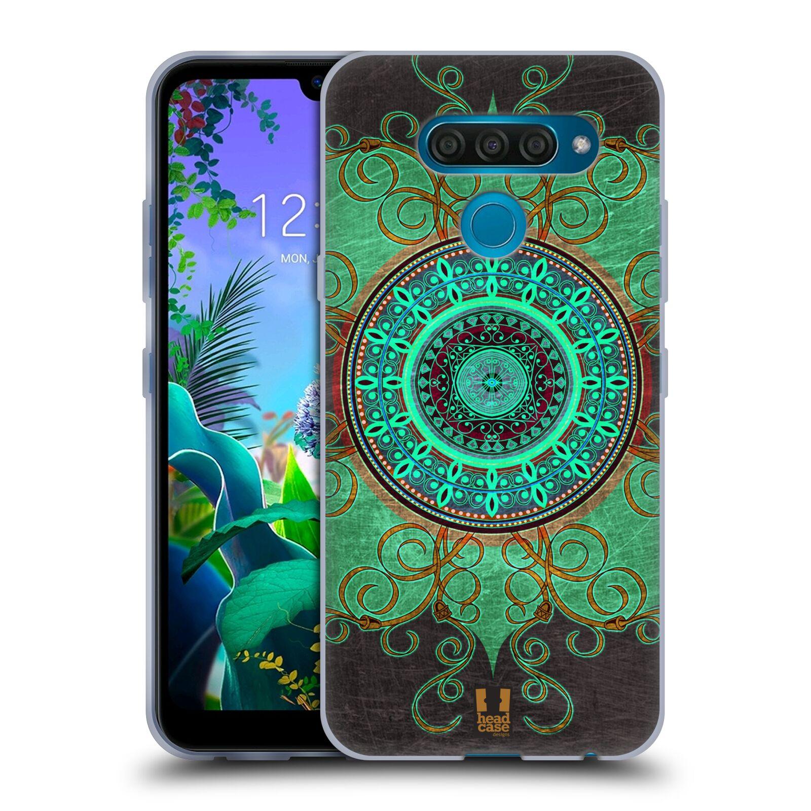Silikonové pouzdro na mobil LG Q60 - Head Case - ARAB MANDALA