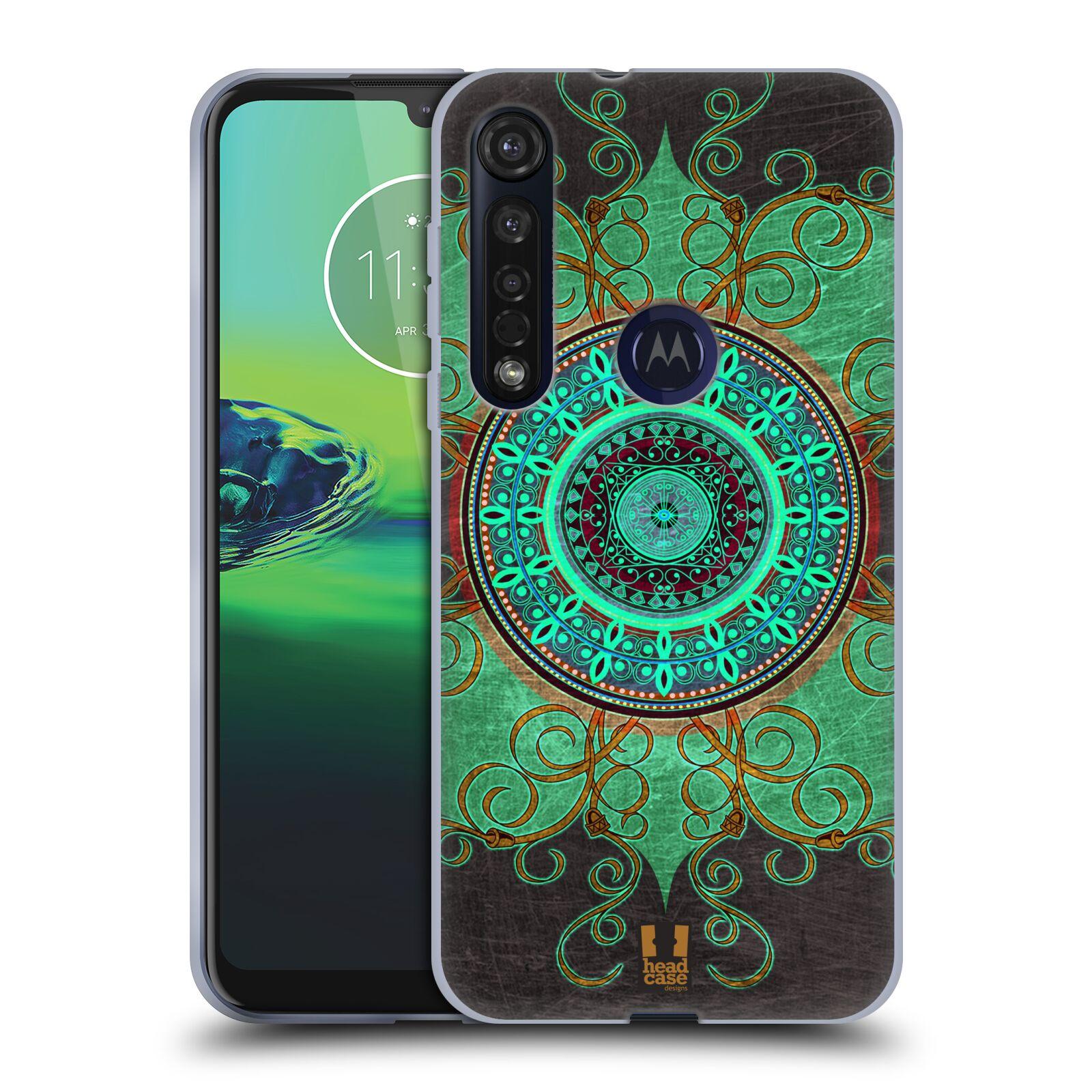 Silikonové pouzdro na mobil Motorola Moto G8 Plus - Head Case - ARAB MANDALA