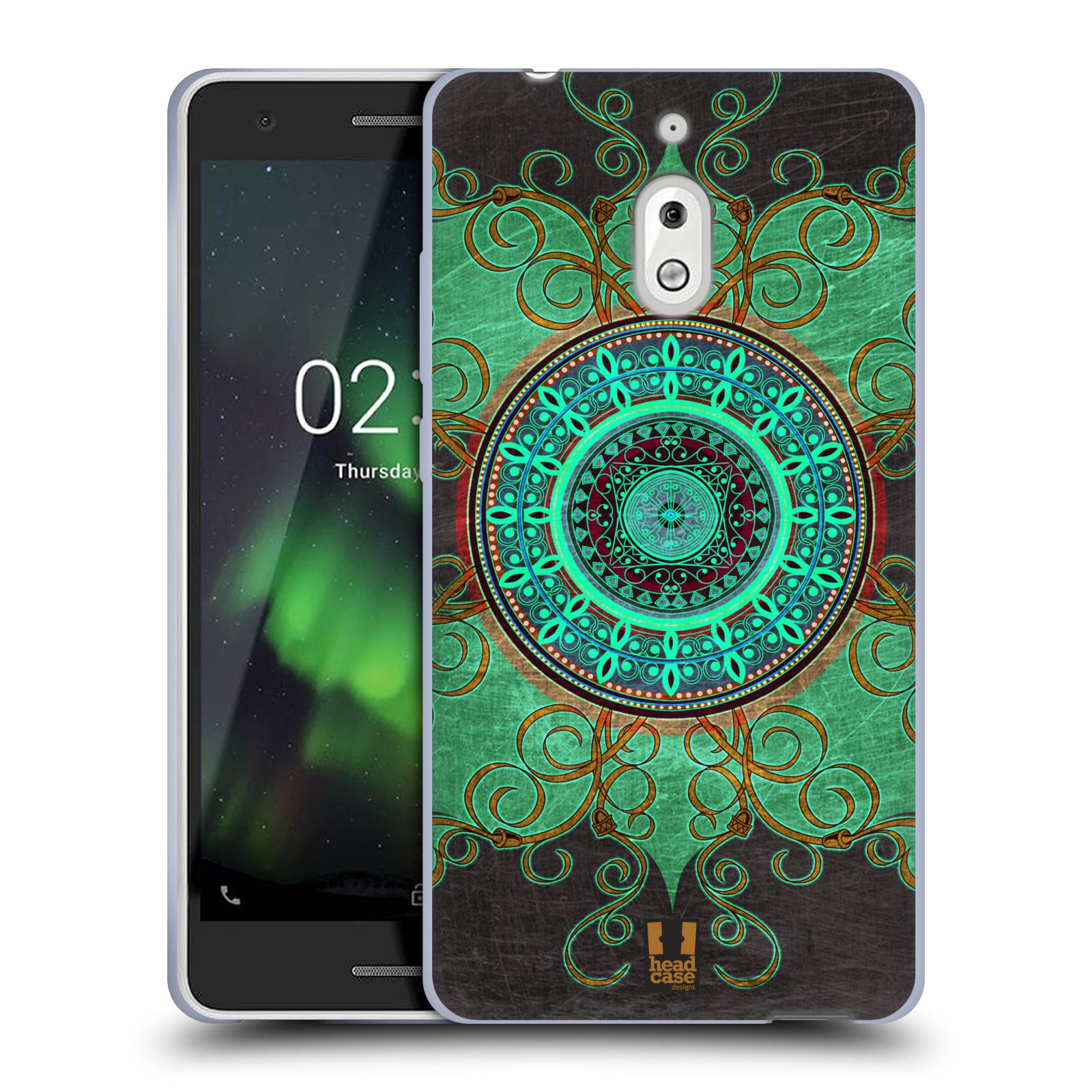 Silikonové pouzdro na mobil Nokia 2.1 - Head Case - ARAB MANDALA