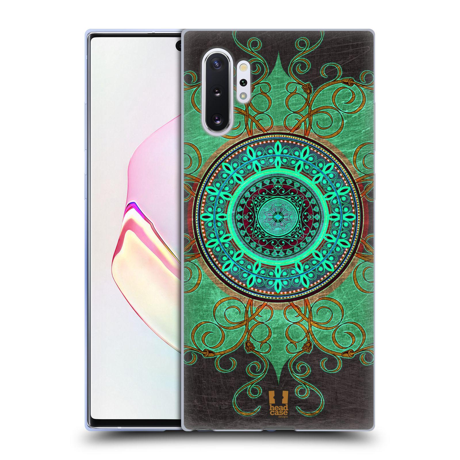 Silikonové pouzdro na mobil Samsung Galaxy Note 10 Plus - Head Case - ARAB MANDALA