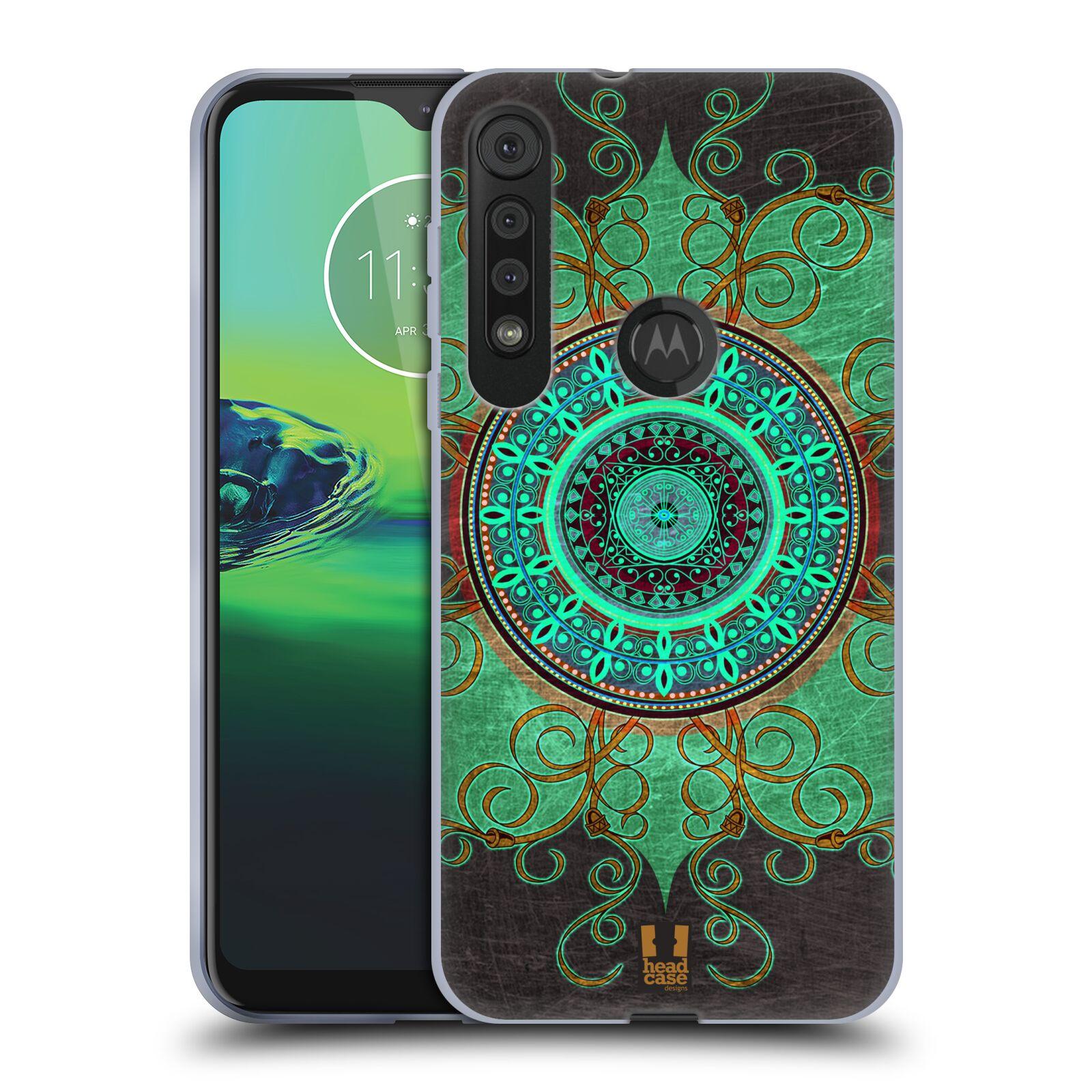 Silikonové pouzdro na mobil Motorola One Macro - Head Case - ARAB MANDALA