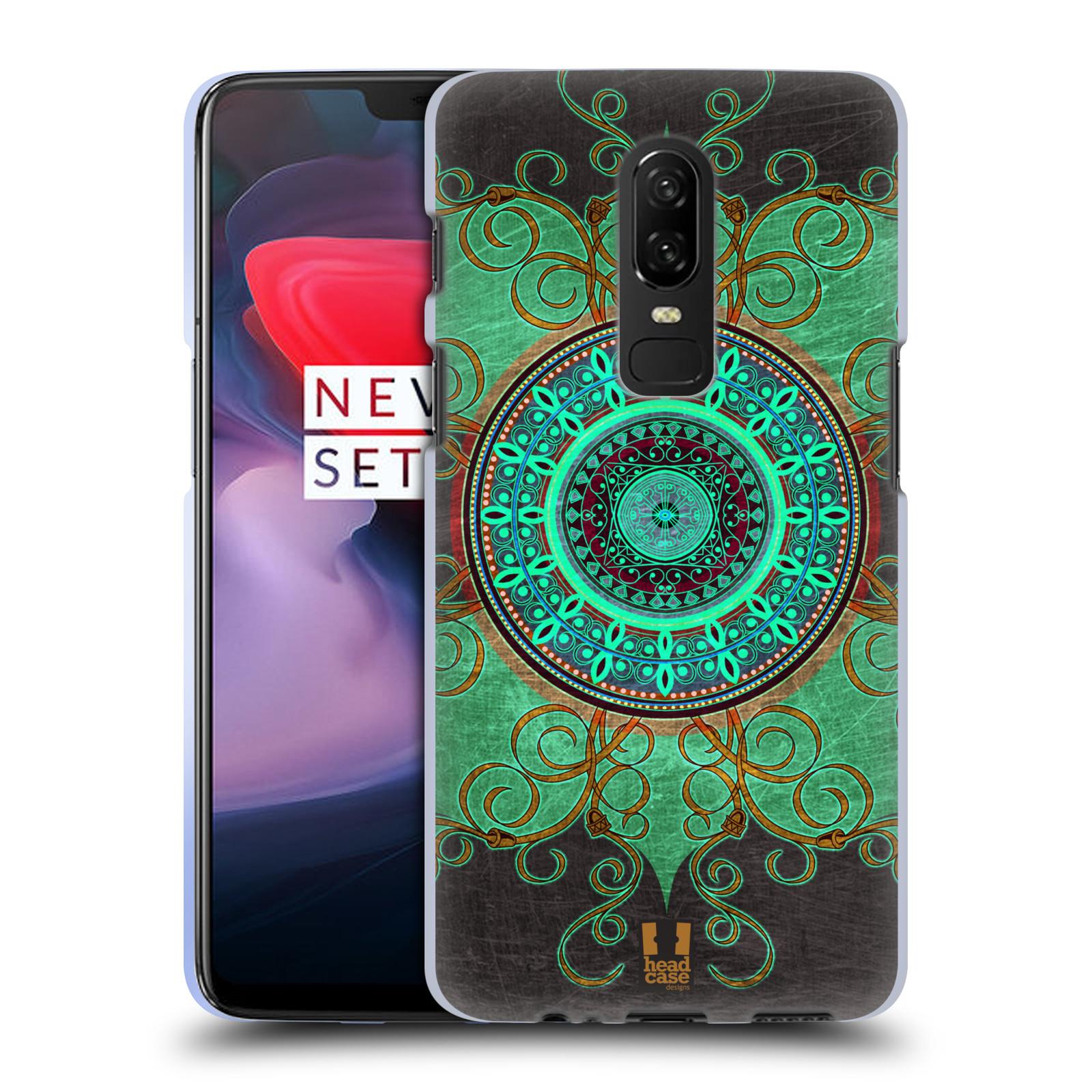 Silikonové pouzdro na mobil OnePlus 6 - Head Case - ARAB MANDALA