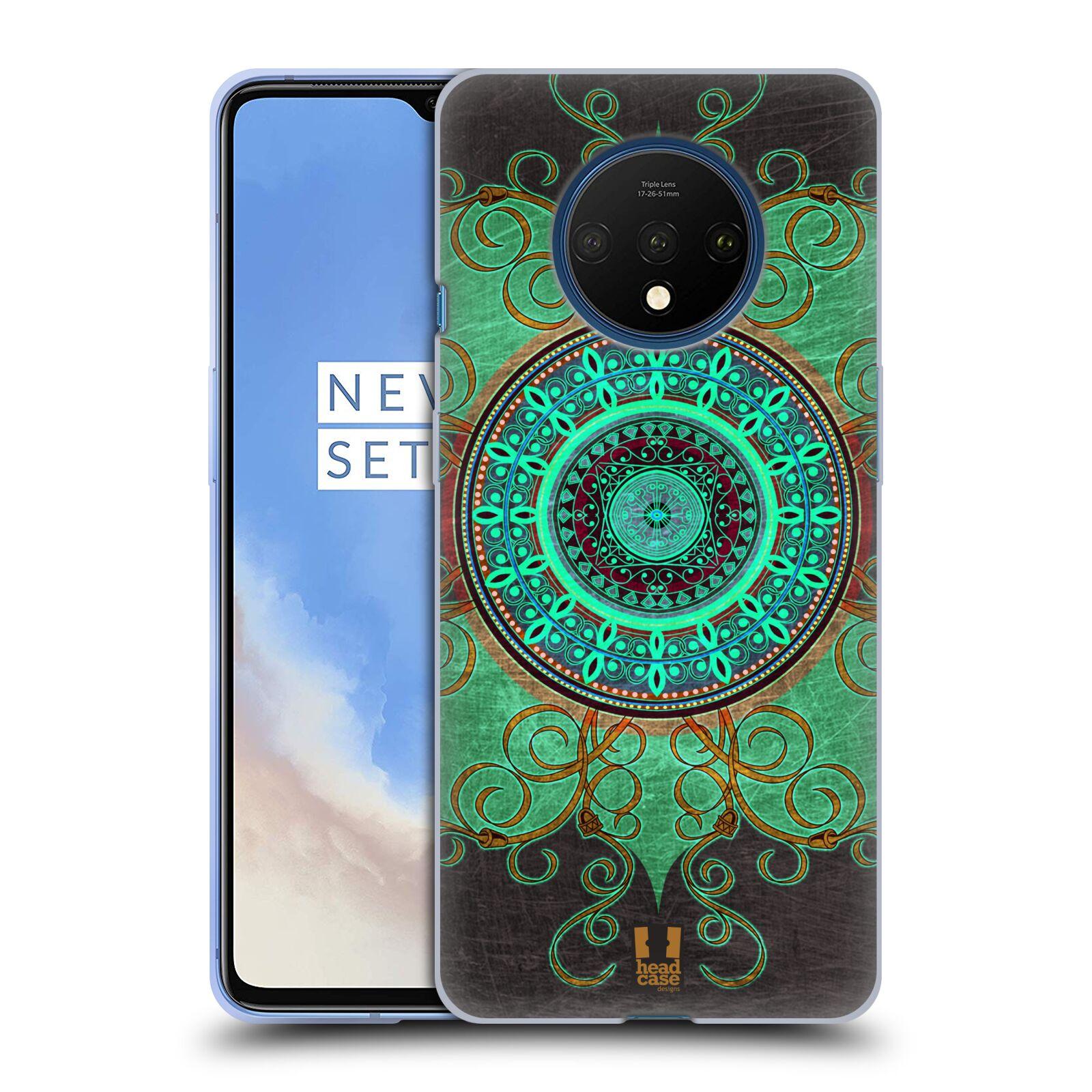 Silikonové pouzdro na mobil OnePlus 7T - Head Case - ARAB MANDALA