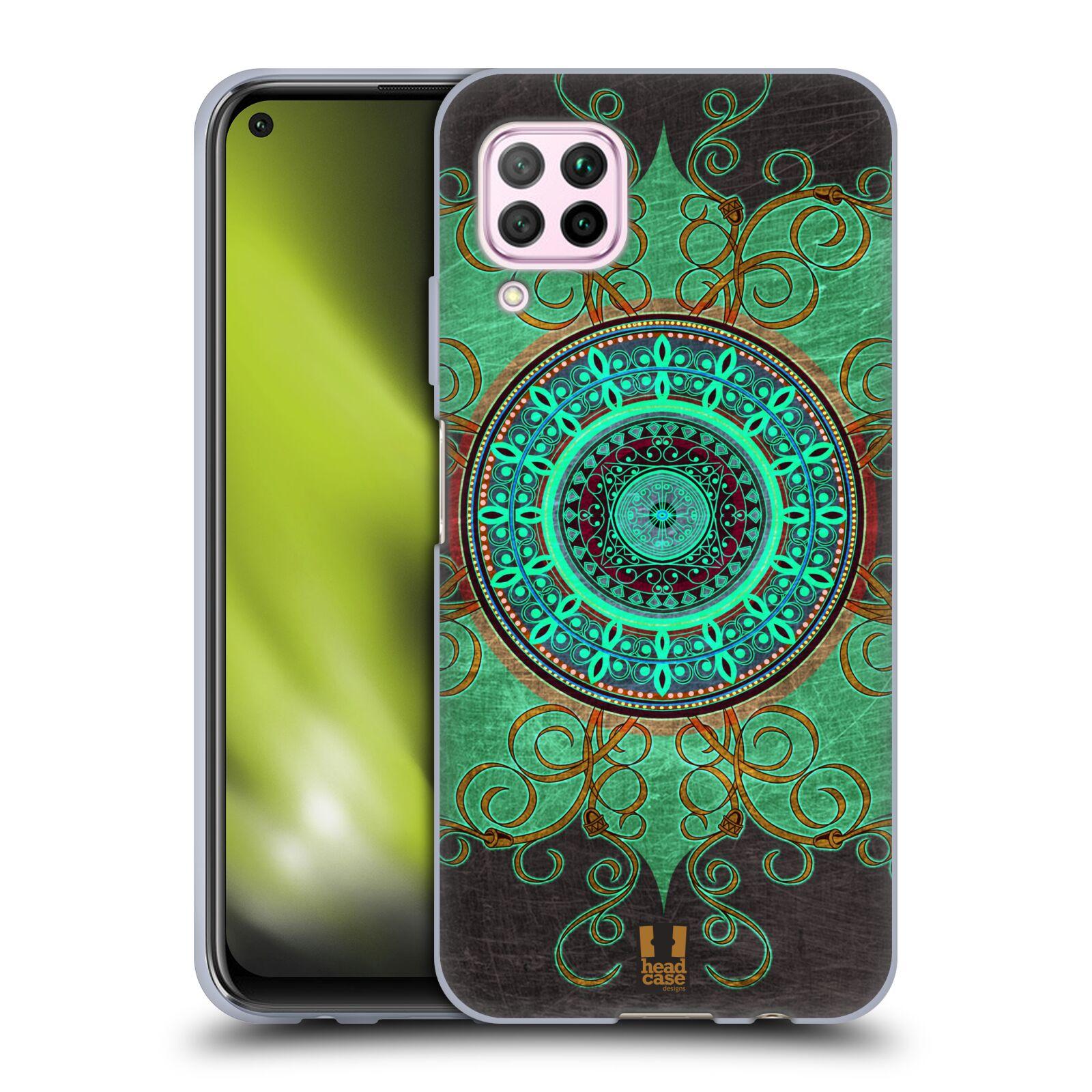 Silikonové pouzdro na mobil Huawei P40 Lite - Head Case - ARAB MANDALA