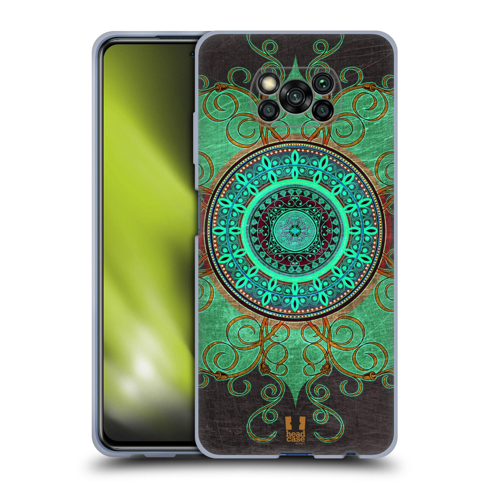Silikonové pouzdro na mobil Xiaomi Poco X3 NFC - Head Case - ARAB MANDALA