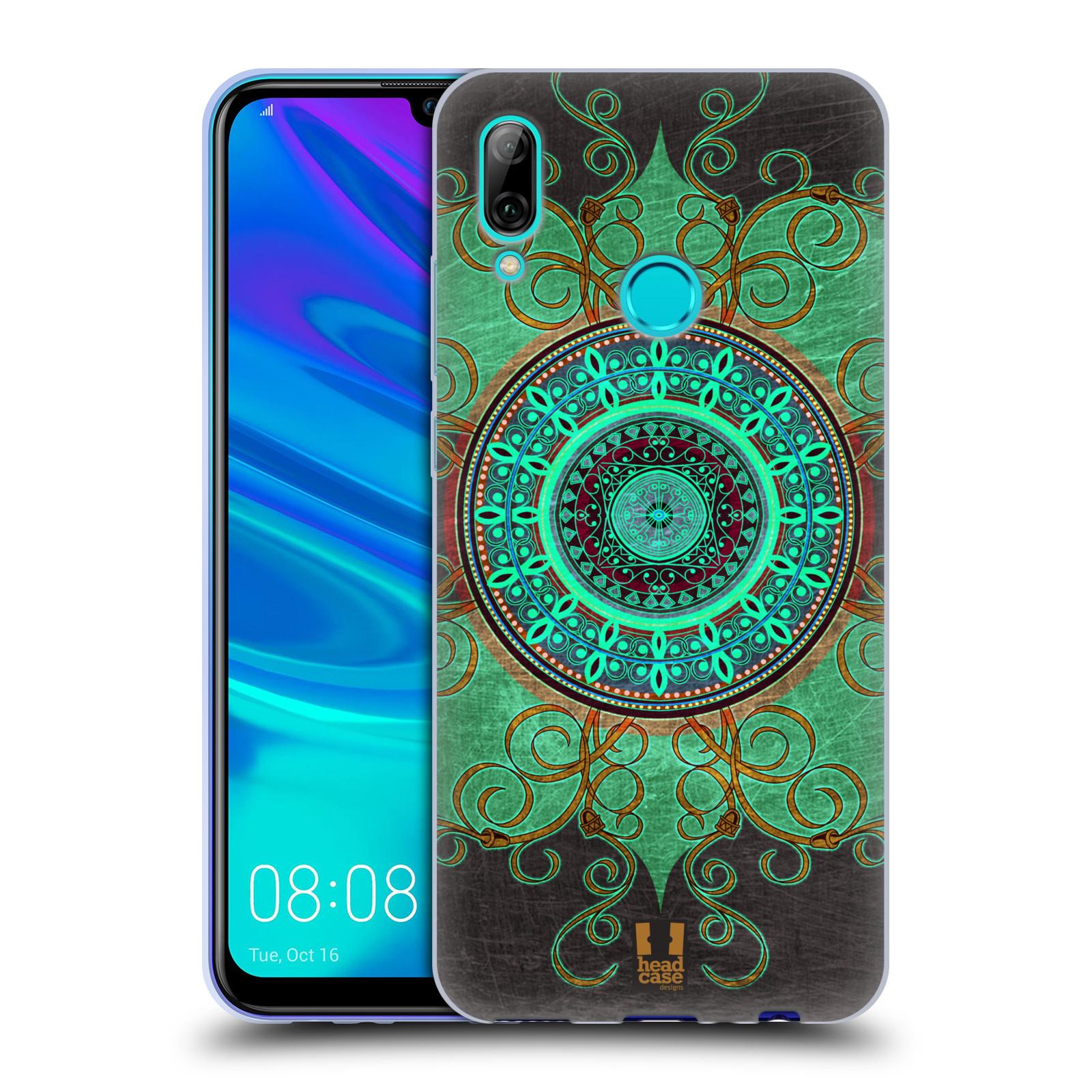 Silikonové pouzdro na mobil Huawei P Smart (2019) - Head Case - ARAB MANDALA