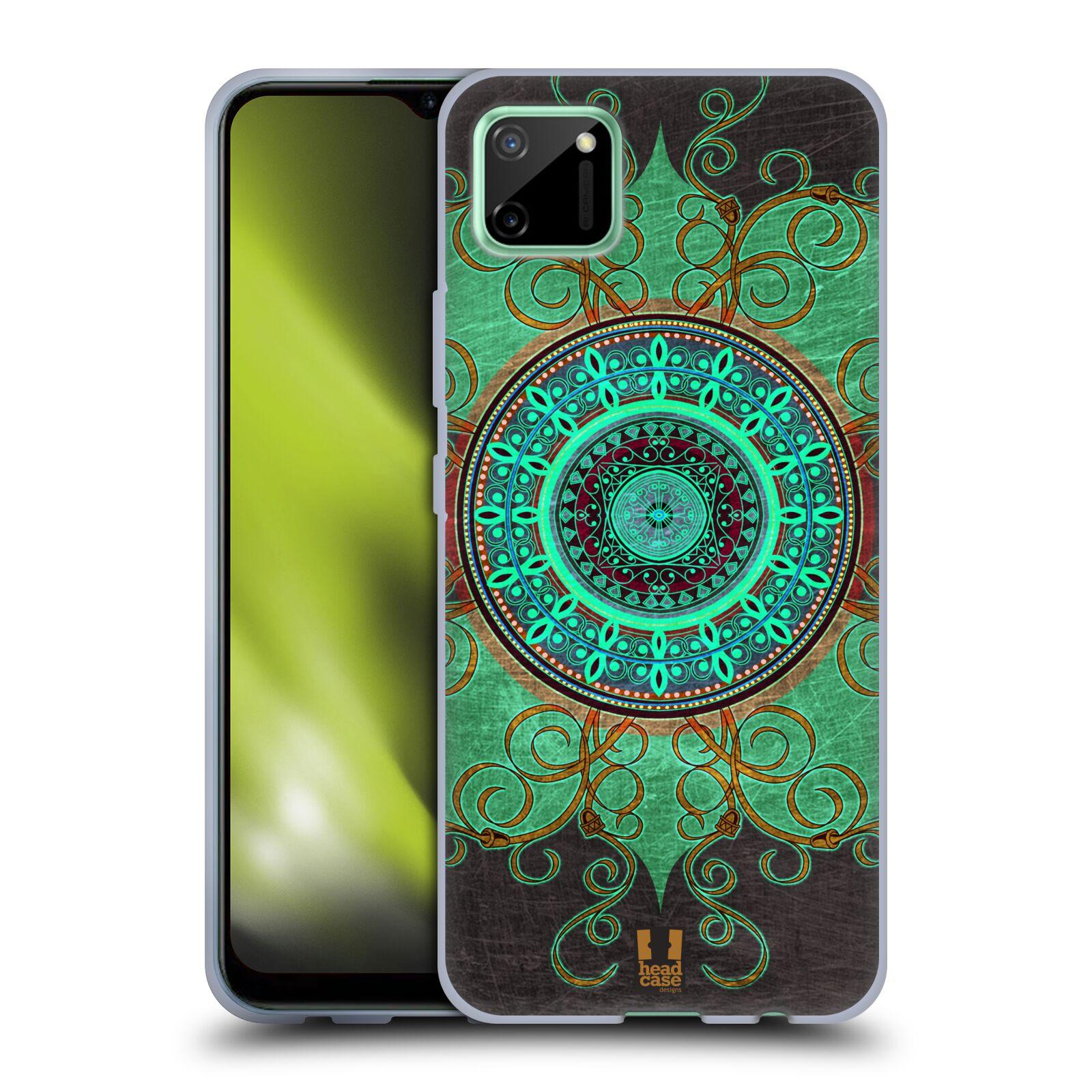 Silikonové pouzdro na mobil Realme C11 - Head Case - ARAB MANDALA