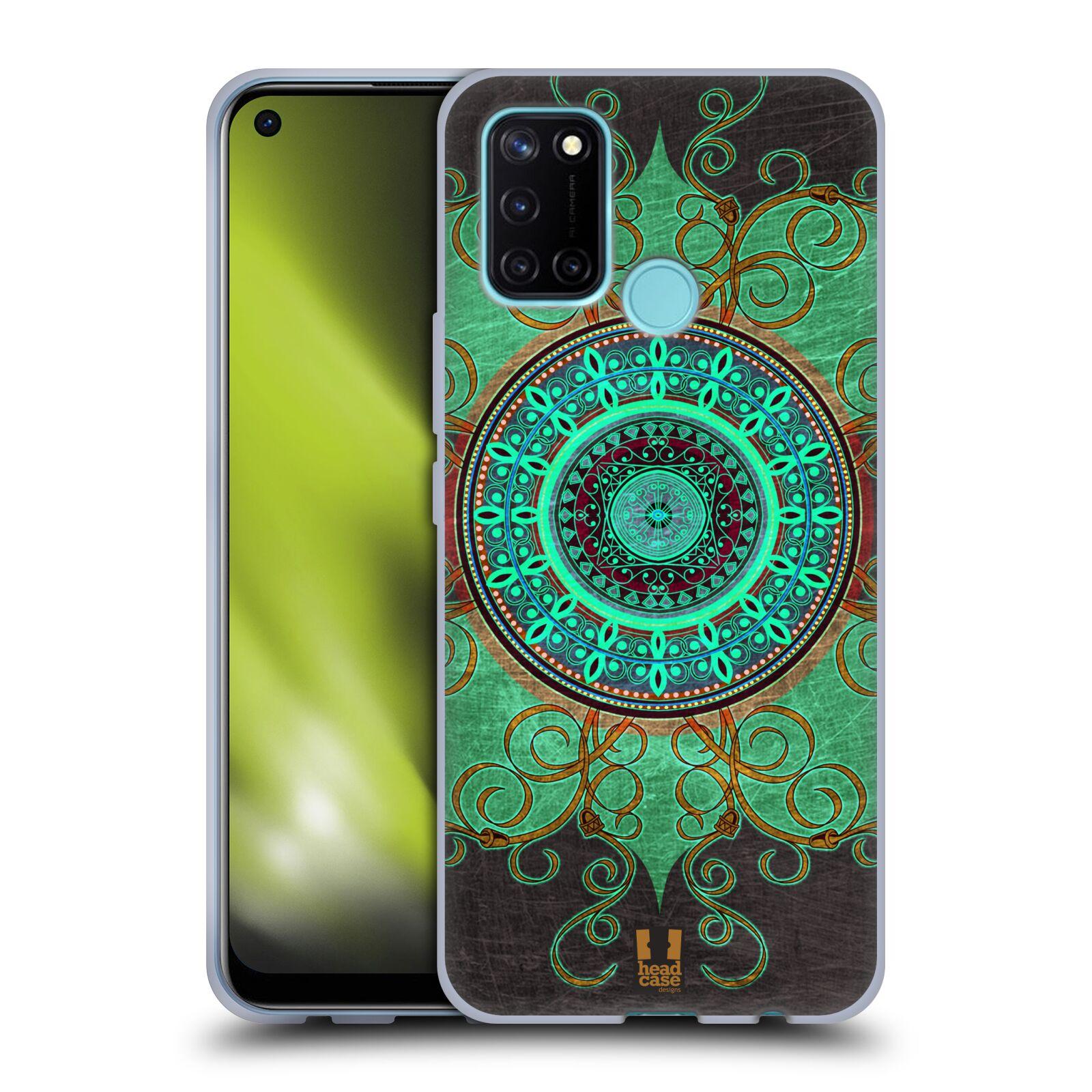 Silikonové pouzdro na mobil Realme 7i - Head Case - ARAB MANDALA