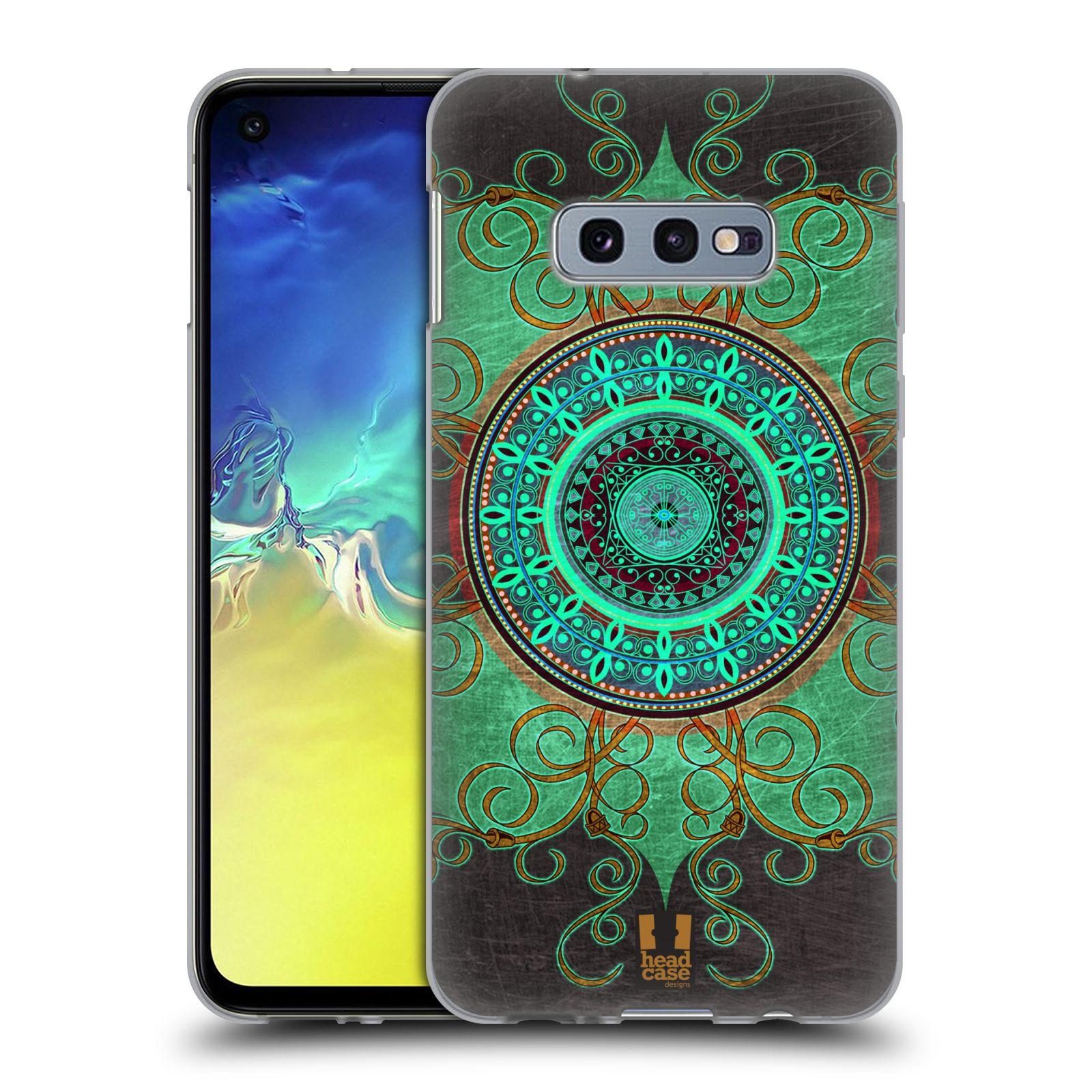Silikonové pouzdro na mobil Samsung Galaxy S10e - Head Case - ARAB MANDALA