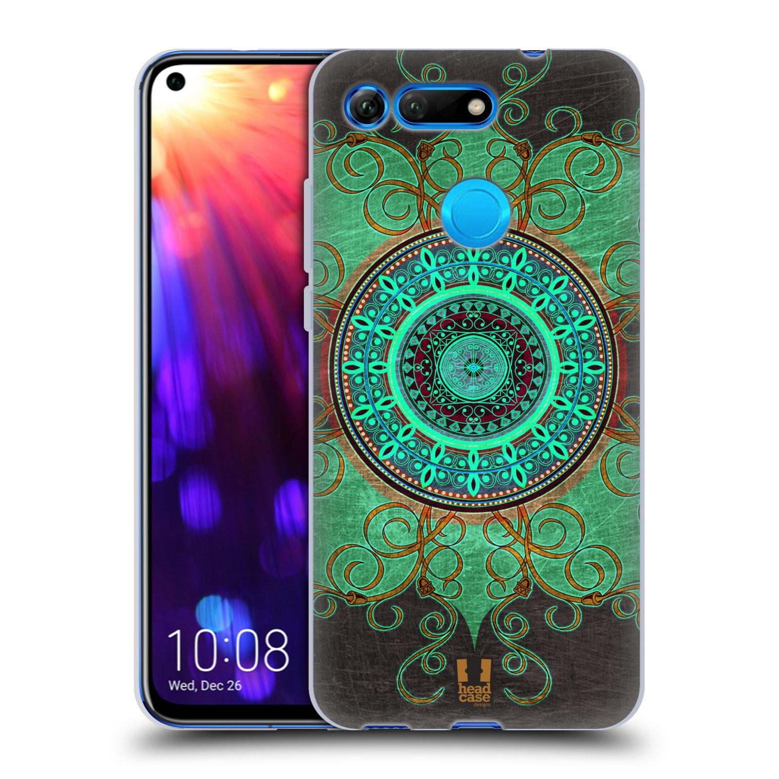 Silikonové pouzdro na mobil Honor View 20 - Head Case - ARAB MANDALA