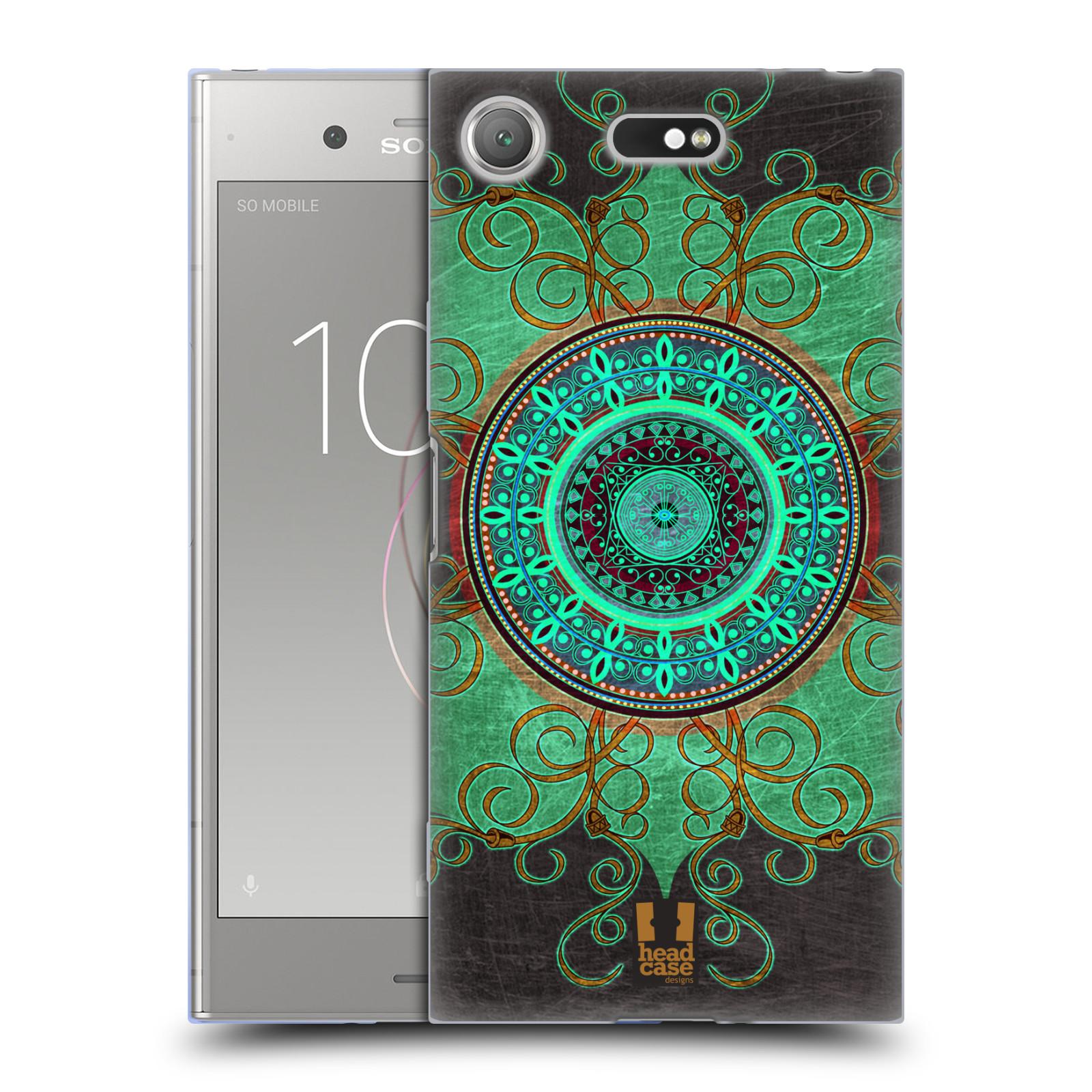Silikonové pouzdro na mobil Sony Xperia XZ1 Compact - Head Case - ARAB MANDALA