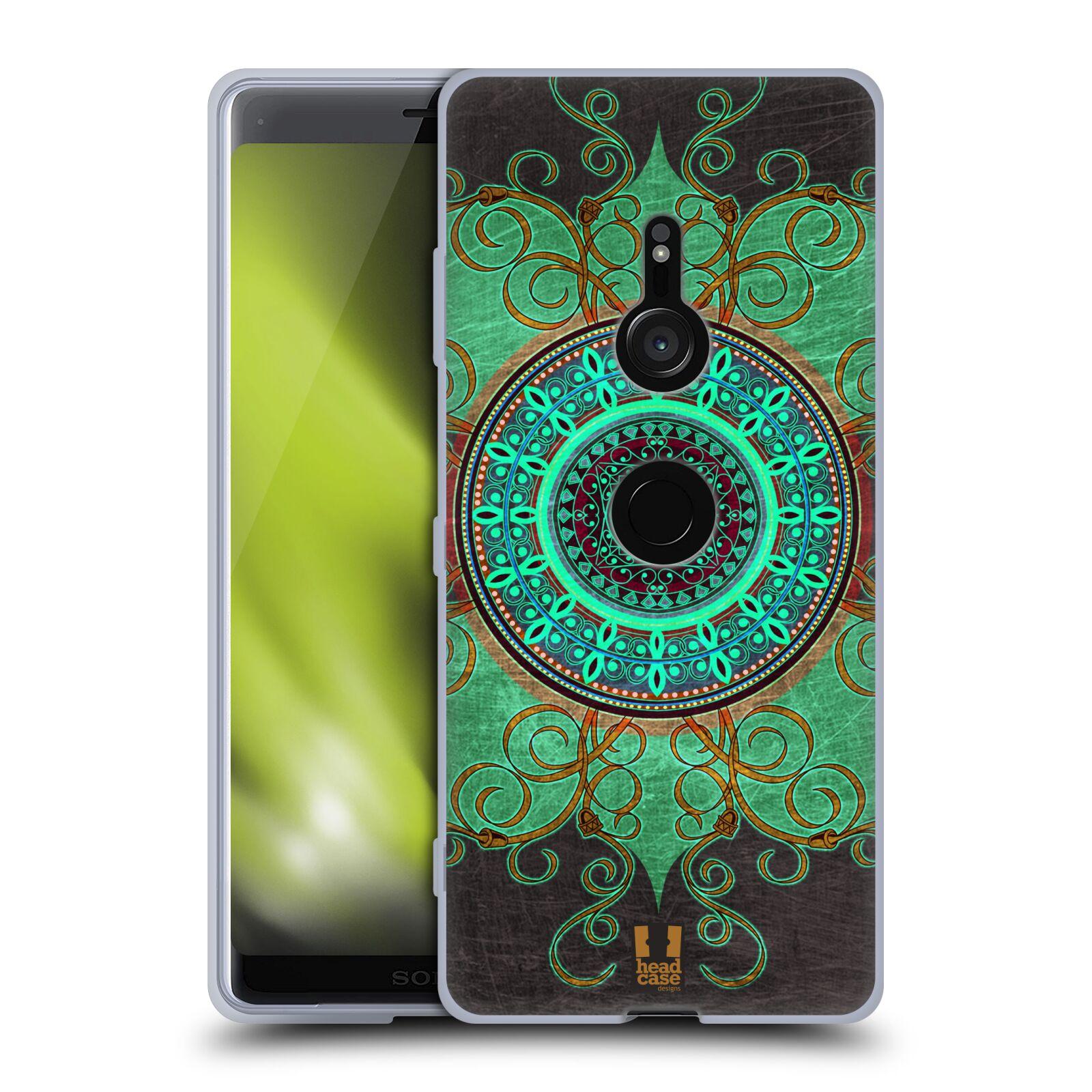 Silikonové pouzdro na mobil Sony Xperia XZ3 - Head Case - ARAB MANDALA