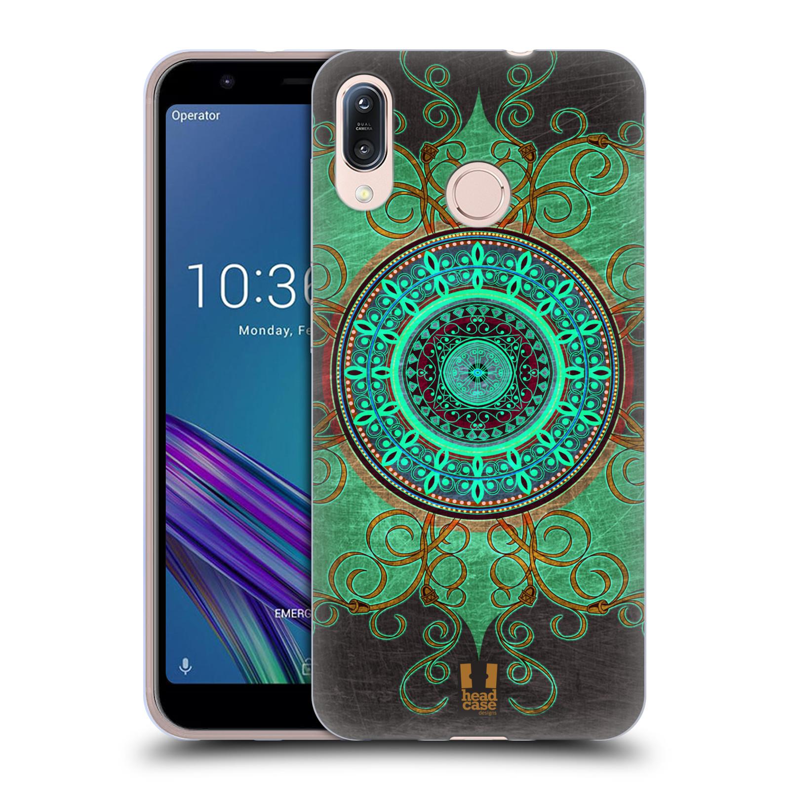Silikonové pouzdro na mobil Asus Zenfone Max M1 ZB555KL - Head Case - ARAB MANDALA