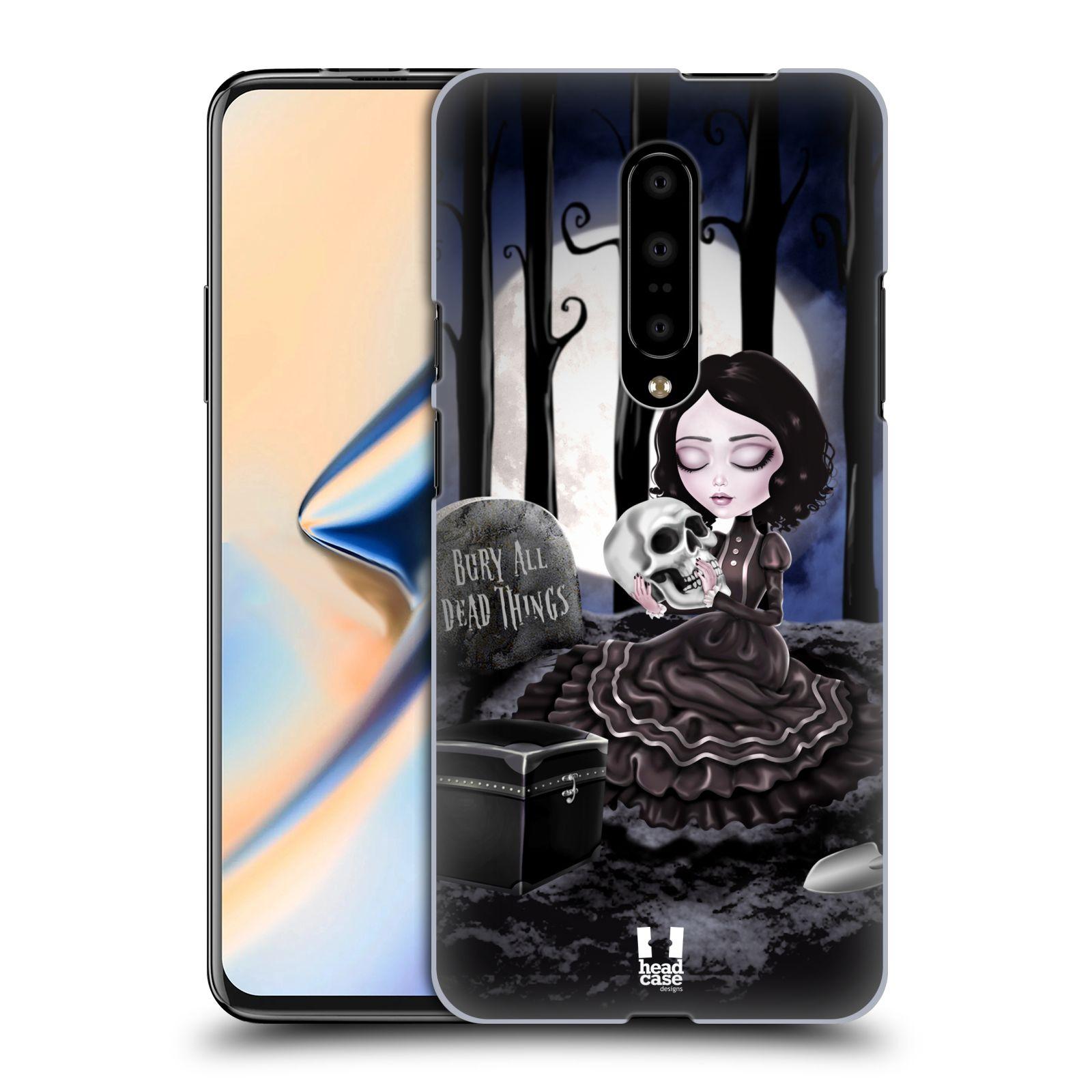 Plastové pouzdro na mobil OnePlus 7 - Head Case - MACABRE HŘBITOV