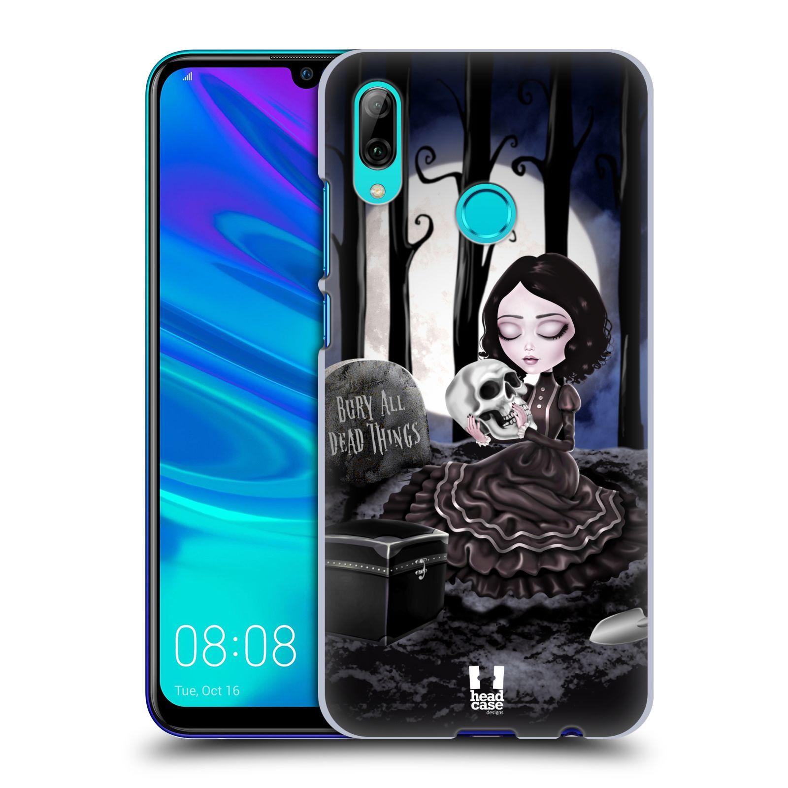 Plastové pouzdro na mobil Honor 10 Lite - Head Case - MACABRE HŘBITOV