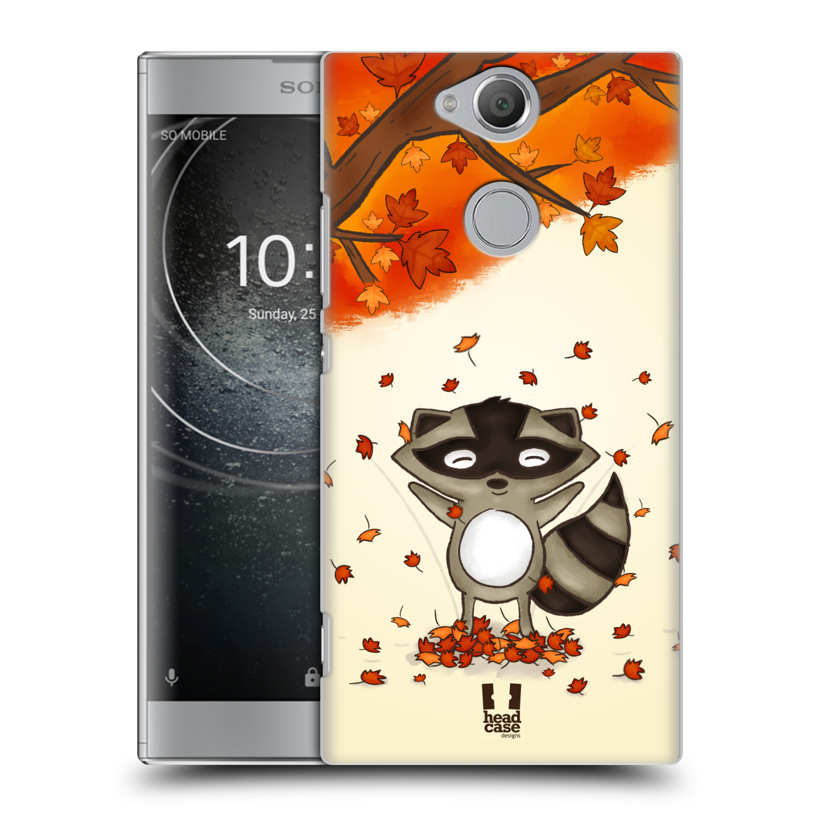 Plastové pouzdro na mobil Sony Xperia XA2 - Head Case - PODZIMNÍ MÝVAL