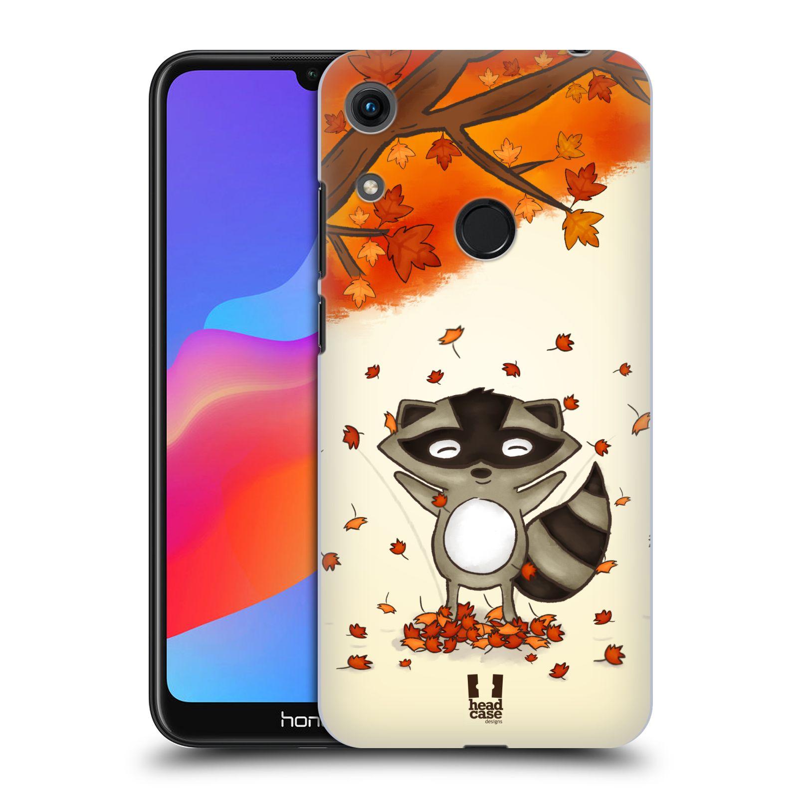 Plastové pouzdro na mobil Honor 8A - Head Case - PODZIMNÍ MÝVAL