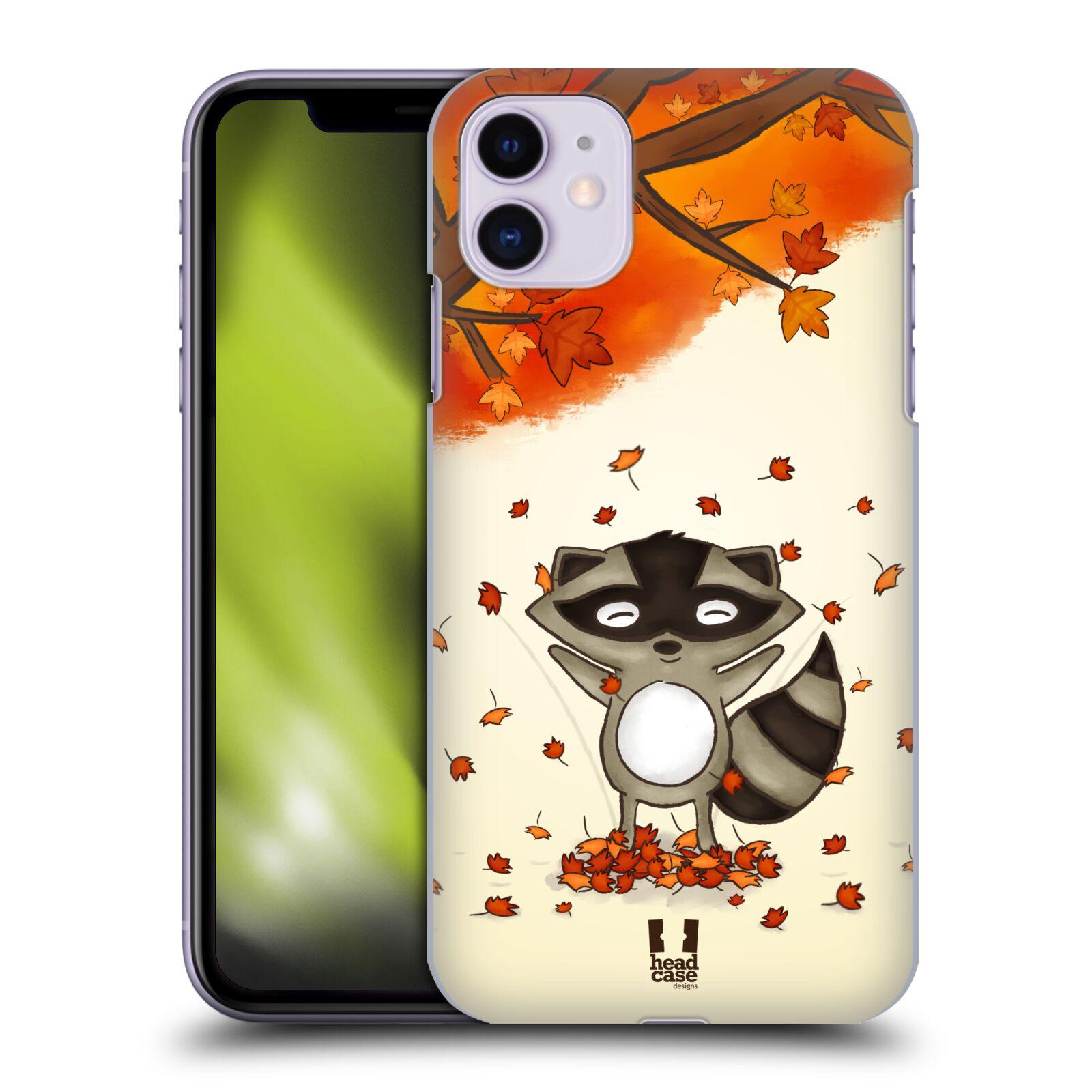 Plastové pouzdro na mobil Apple iPhone 11 - Head Case - PODZIMNÍ MÝVAL