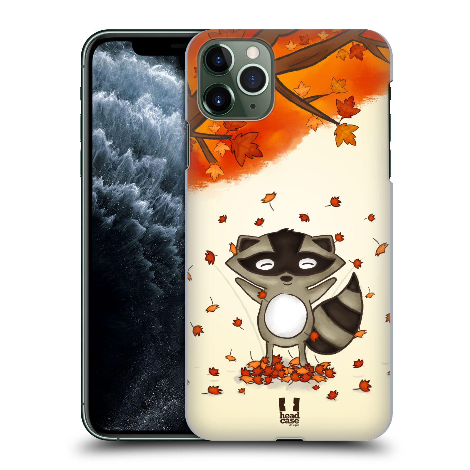 Plastové pouzdro na mobil Apple iPhone 11 Pro Max - Head Case - PODZIMNÍ MÝVAL