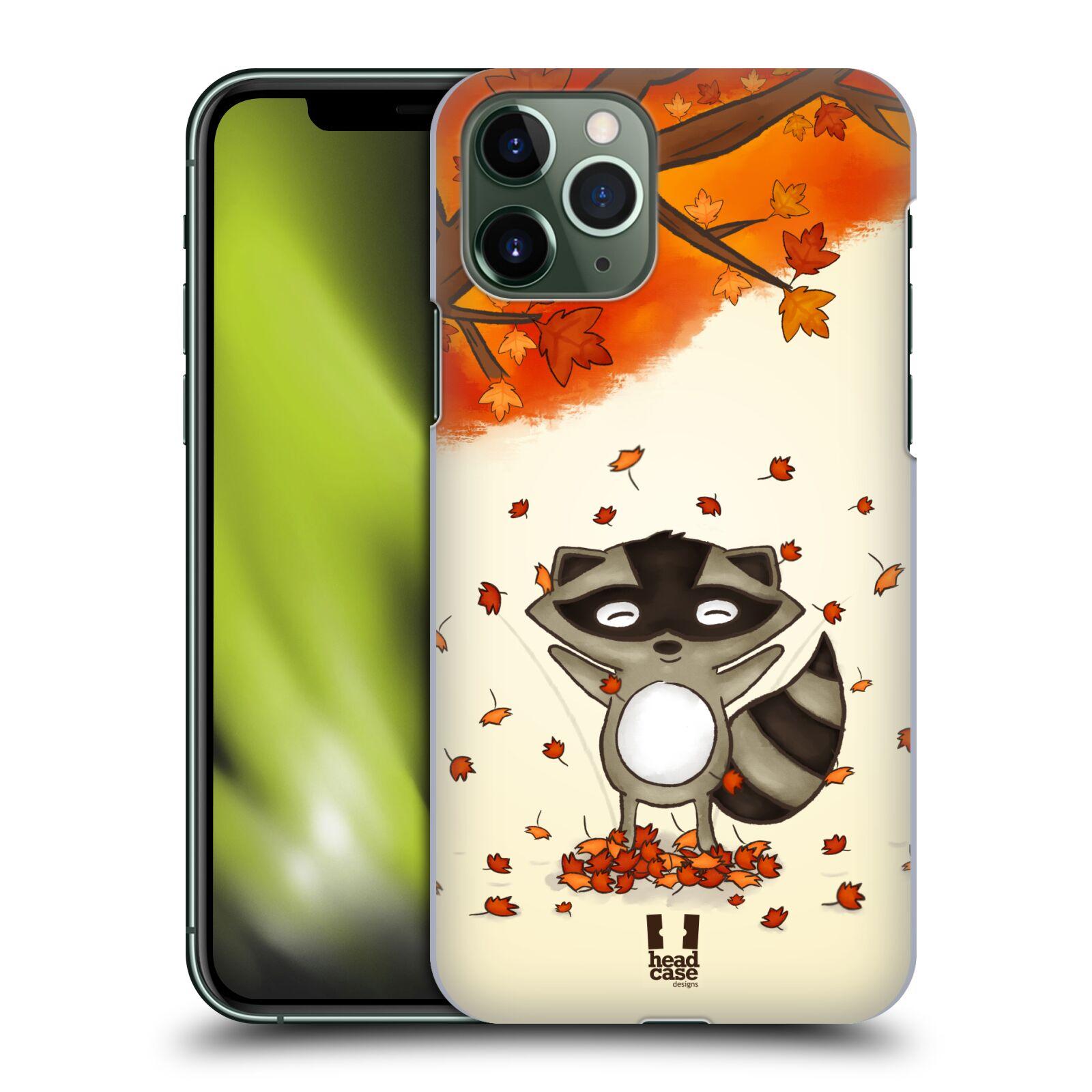 Plastové pouzdro na mobil Apple iPhone 11 Pro - Head Case - PODZIMNÍ MÝVAL