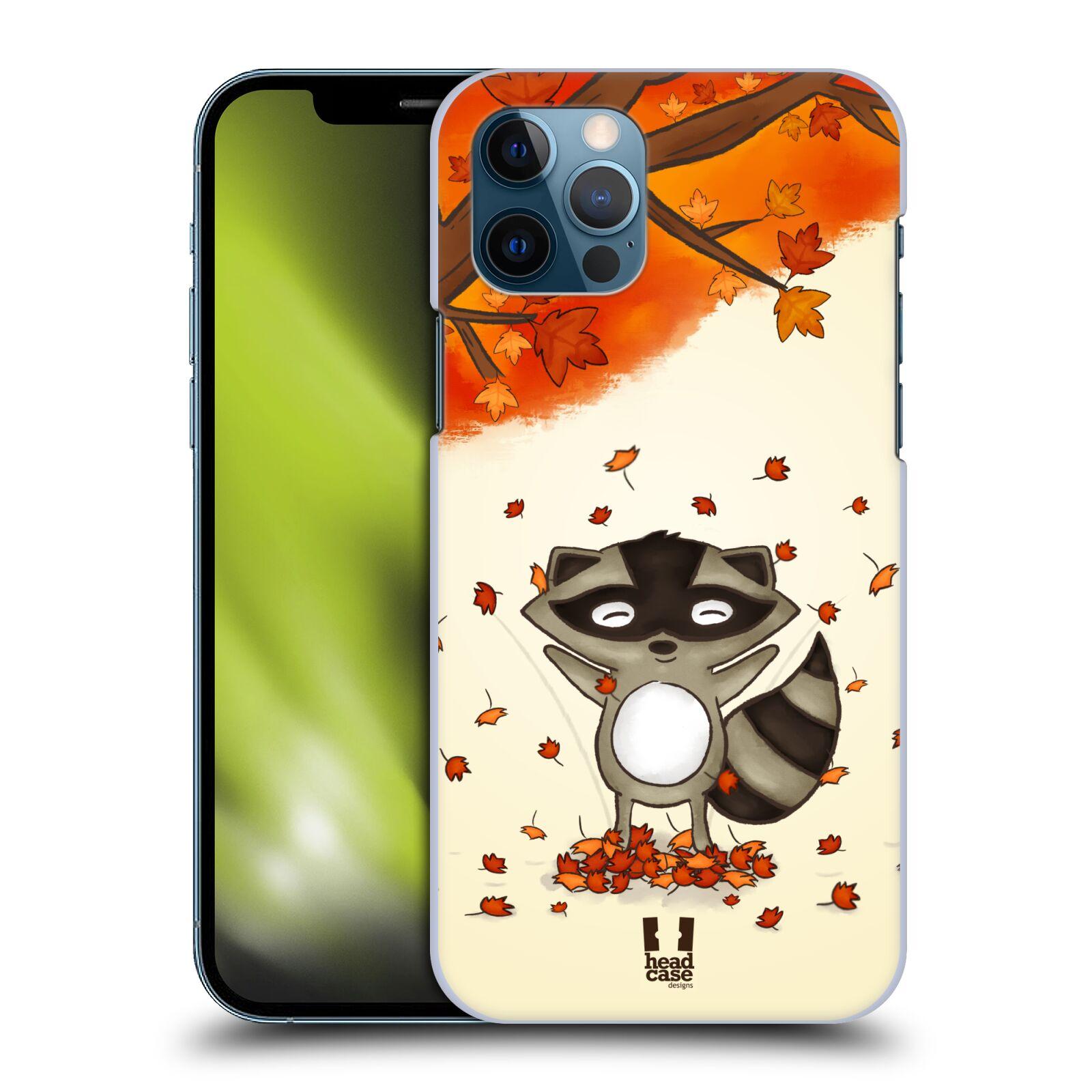 Plastové pouzdro na mobil Apple iPhone 12 / 12 Pro - Head Case - PODZIMNÍ MÝVAL