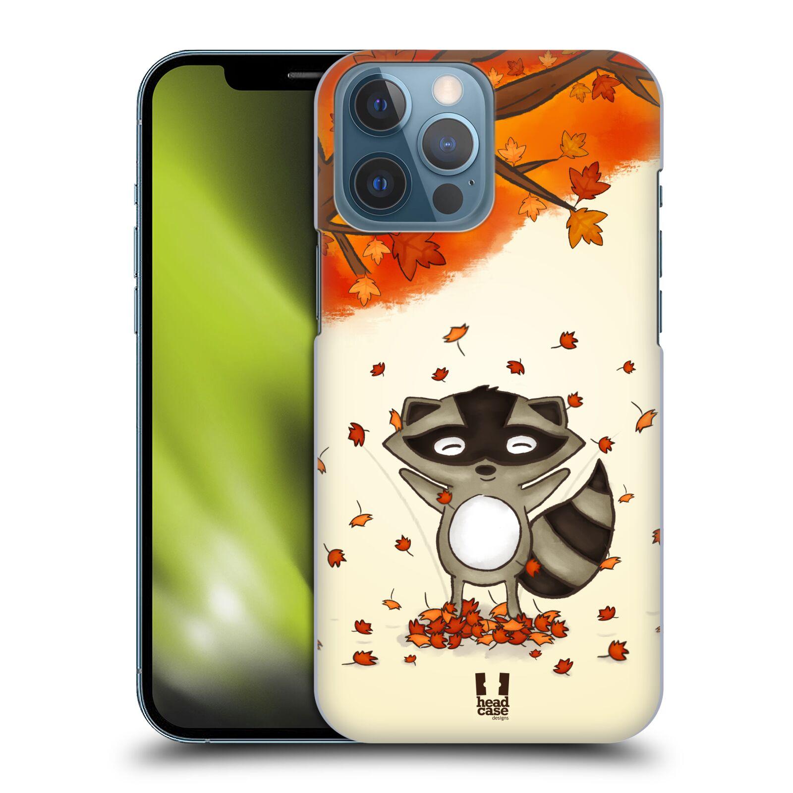Plastové pouzdro na mobil Apple iPhone 13 Pro Max - Head Case - PODZIMNÍ MÝVAL