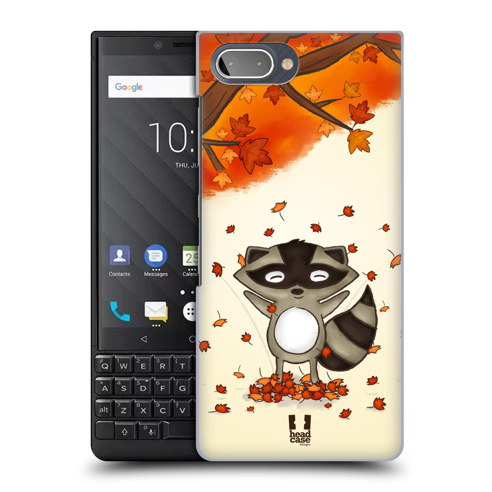 Plastové pouzdro na mobil Blackberry Key 2 - Head Case - PODZIMNÍ MÝVAL