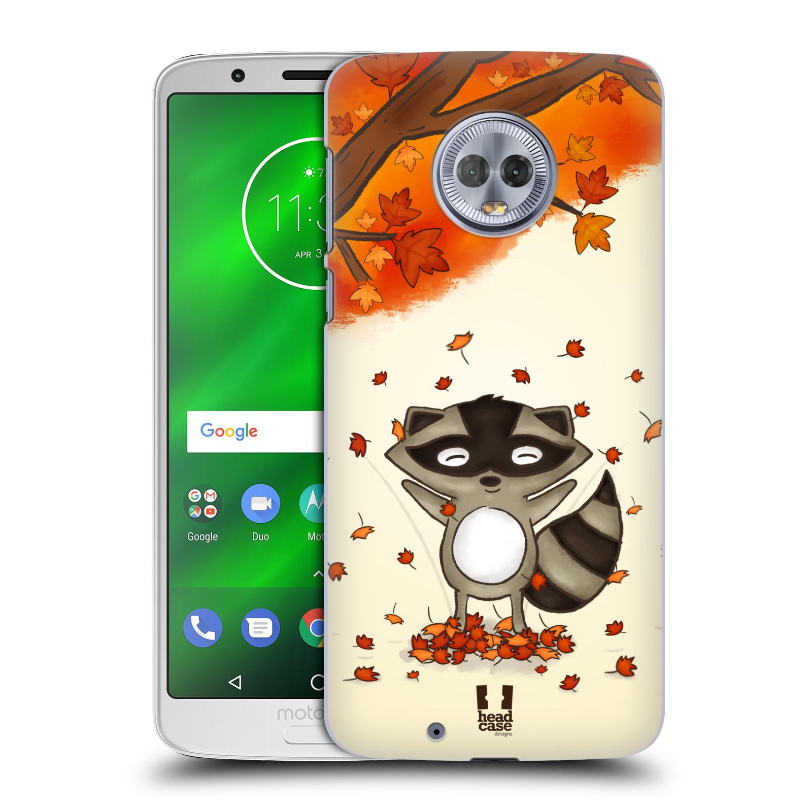 Plastové pouzdro na mobil Motorola Moto G6 - Head Case - PODZIMNÍ MÝVAL