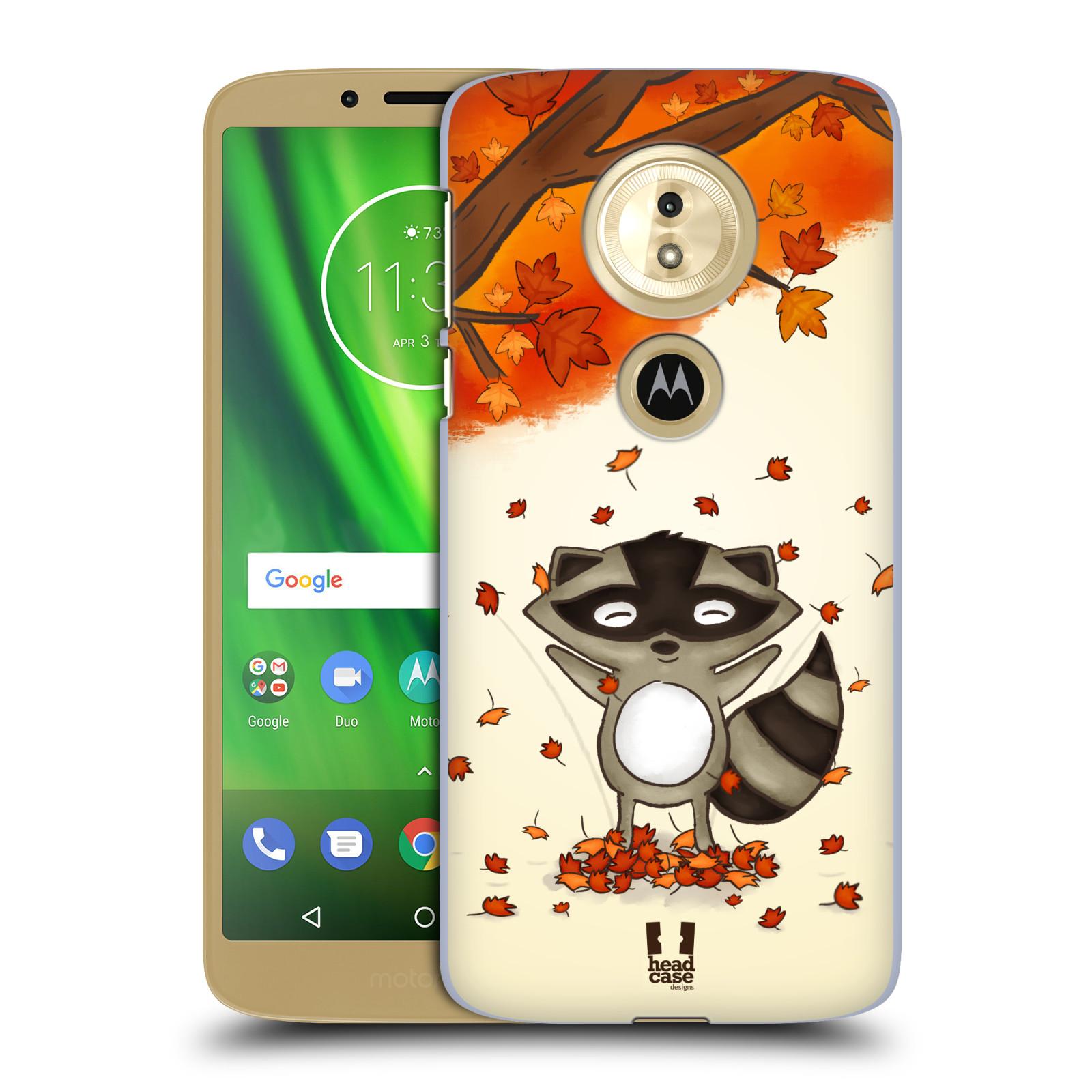 Plastové pouzdro na mobil Motorola Moto G6 Play - Head Case - PODZIMNÍ MÝVAL