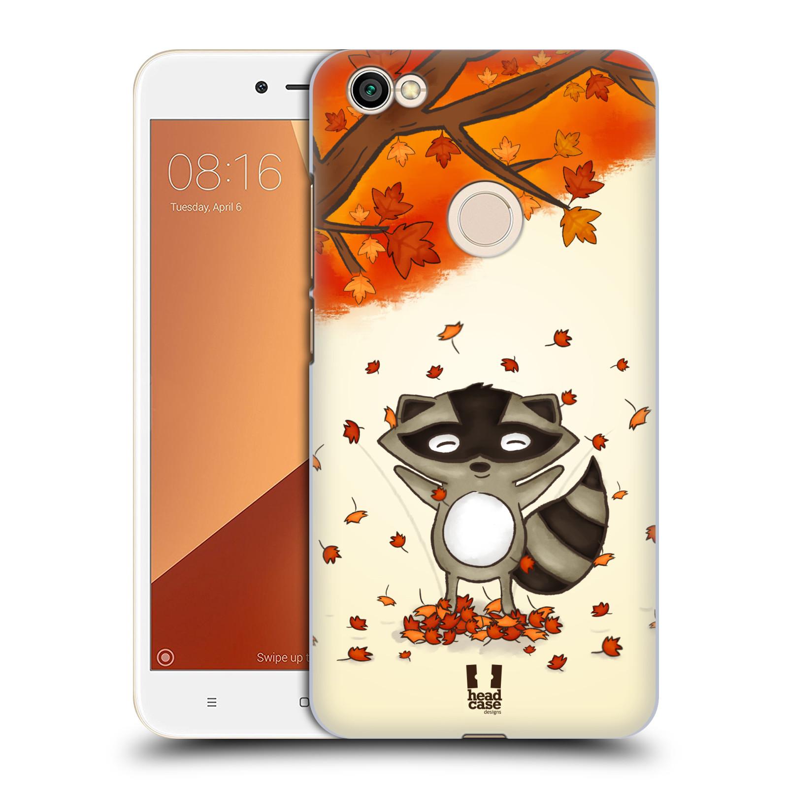Plastové pouzdro na mobil Xiaomi Redmi Note 5A Prime - Head Case - PODZIMNÍ MÝVAL