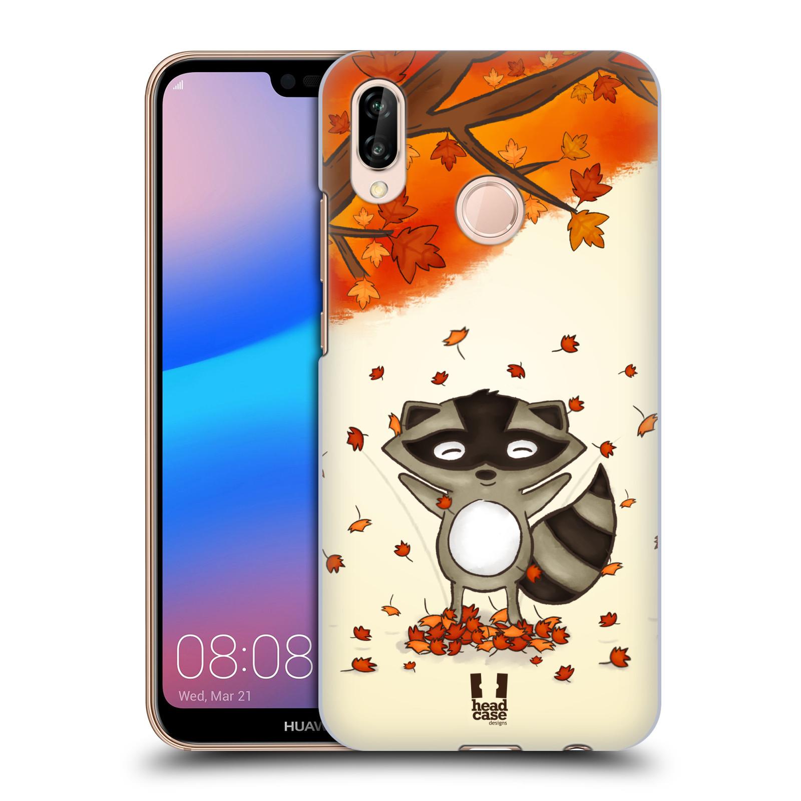 Plastové pouzdro na mobil Huawei P20 Lite - Head Case - PODZIMNÍ MÝVAL