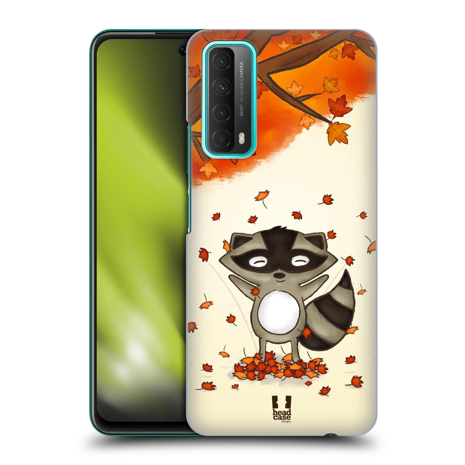 Plastové pouzdro na mobil Huawei P Smart (2021) - Head Case - PODZIMNÍ MÝVAL