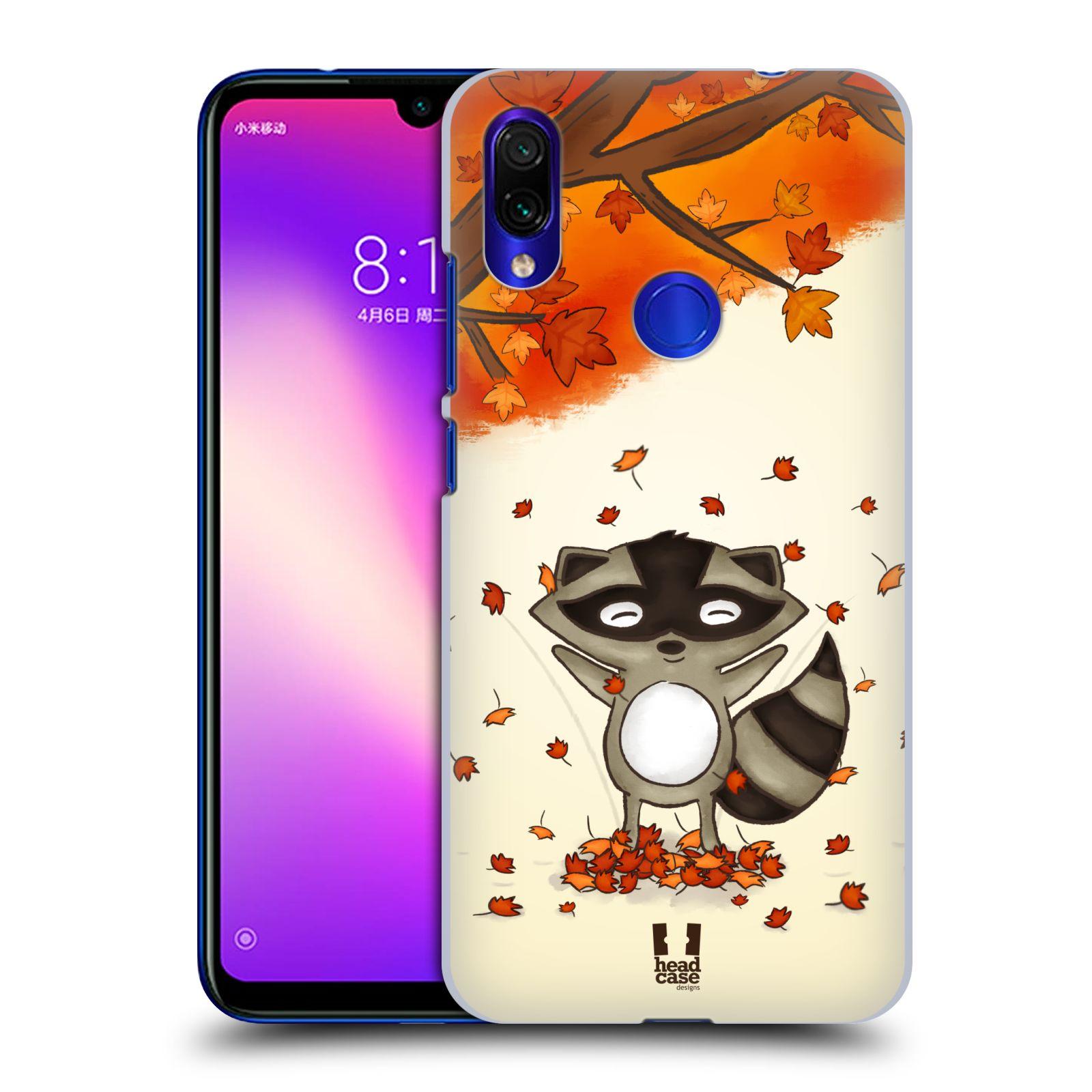 Plastové pouzdro na mobil Xiaomi Redmi Note 7 - Head Case - PODZIMNÍ MÝVAL