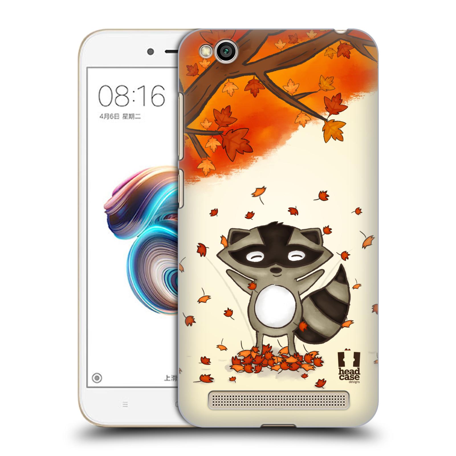 Plastové pouzdro na mobil Xiaomi Redmi 5A - Head Case - PODZIMNÍ MÝVAL